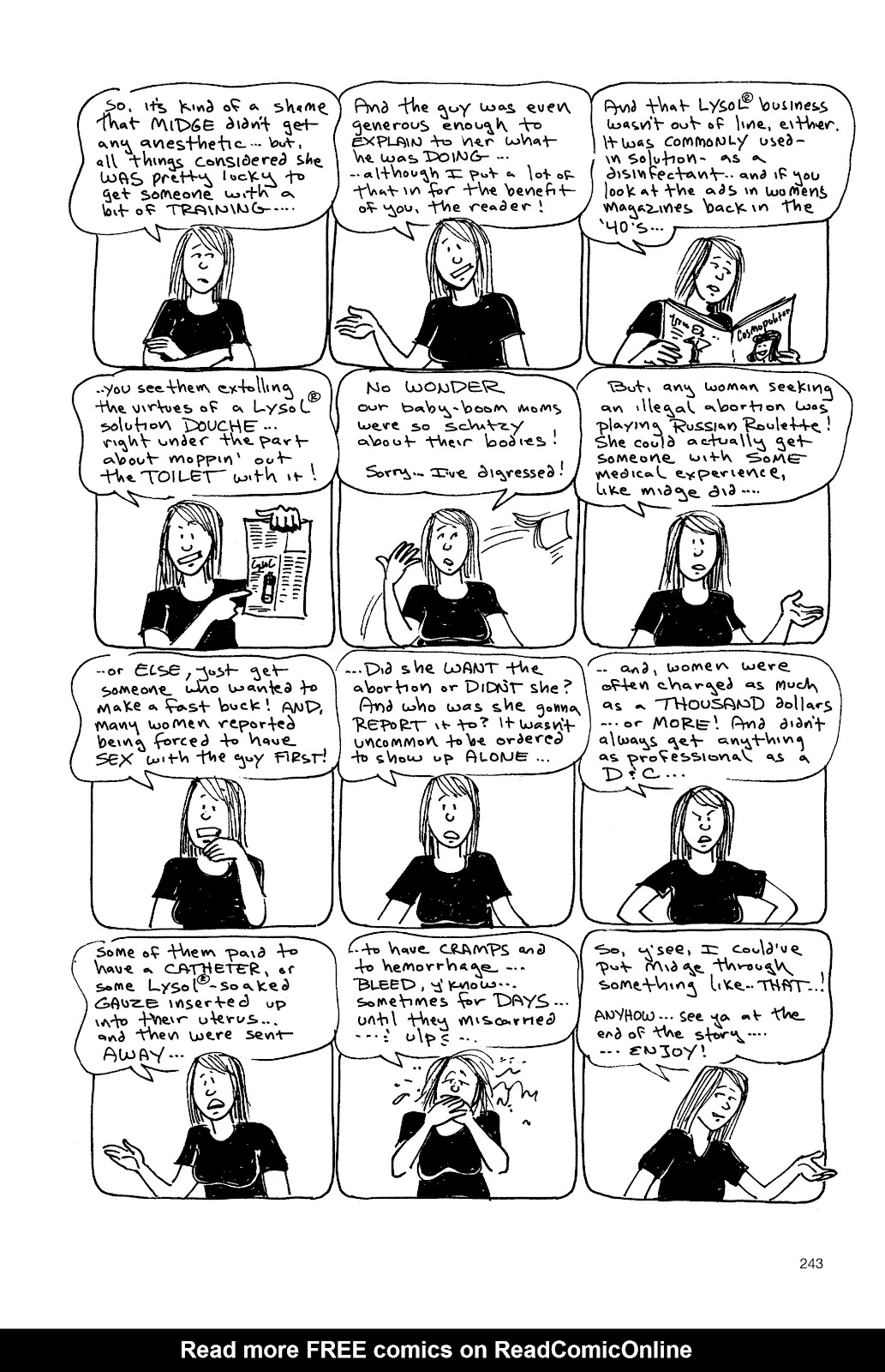 Read online Life's a Bitch: The Complete Bitchy Bitch Stories comic -  Issue # TPB (Part 3) - 37