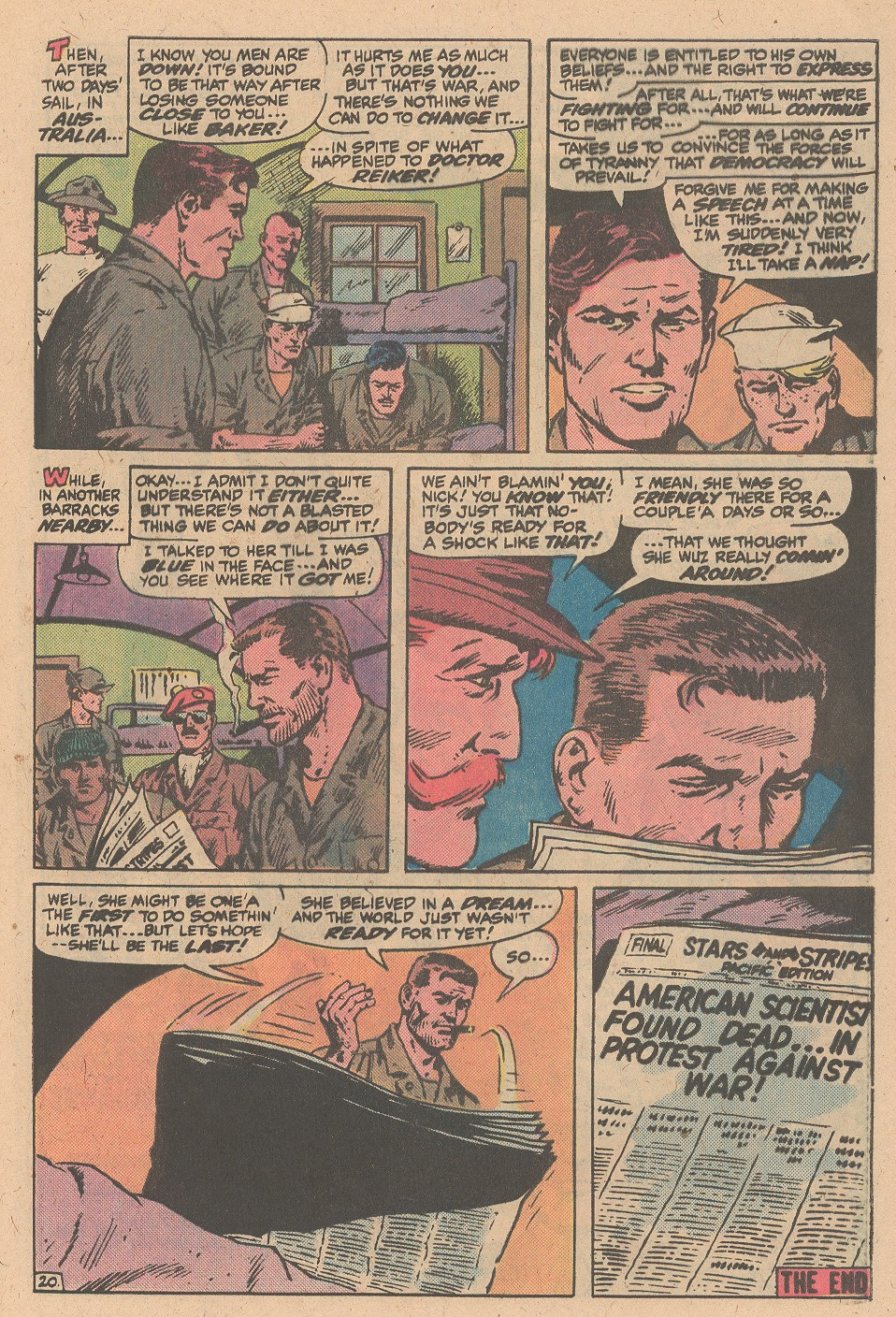 Read online Sgt. Fury comic -  Issue #161 - 29