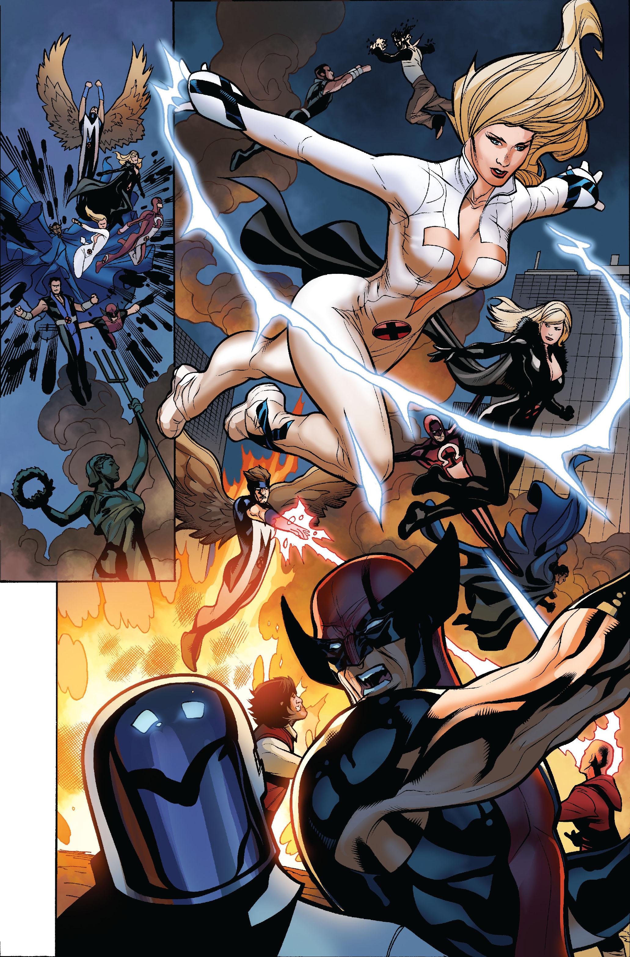 Read online Uncanny X-Men (1963) comic -  Issue #513 - 22