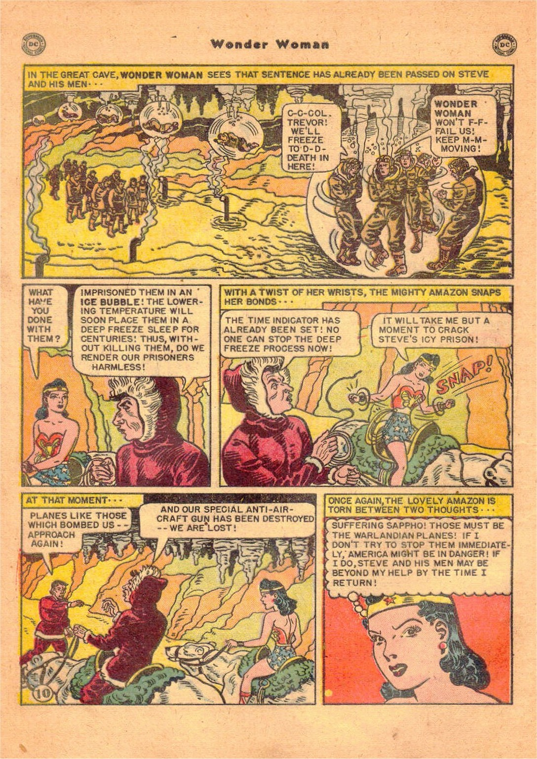 Read online Wonder Woman (1942) comic -  Issue #47 - 11