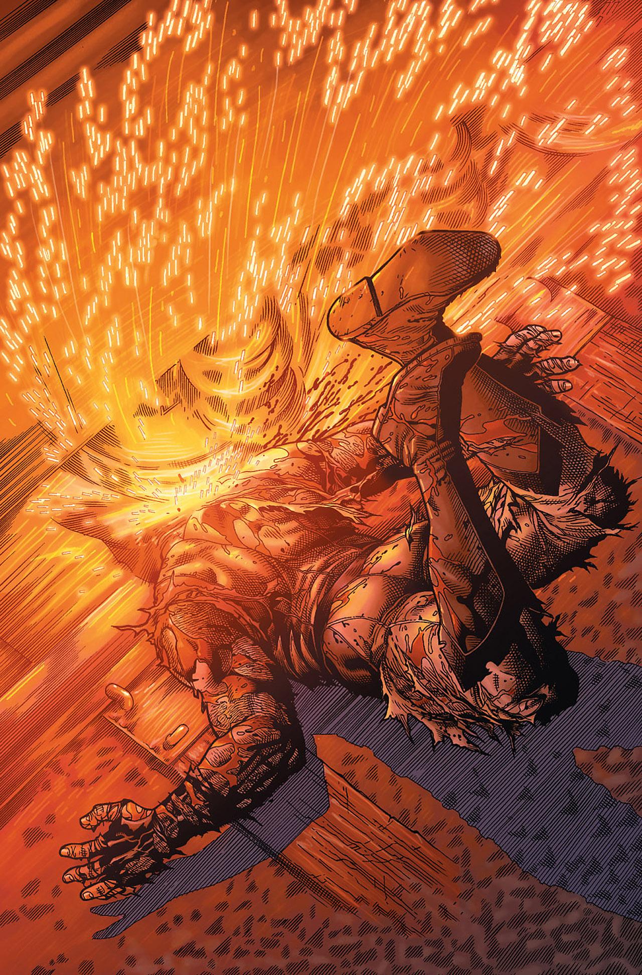 Read online Wolverine: Old Man Logan comic -  Issue # Full - 110