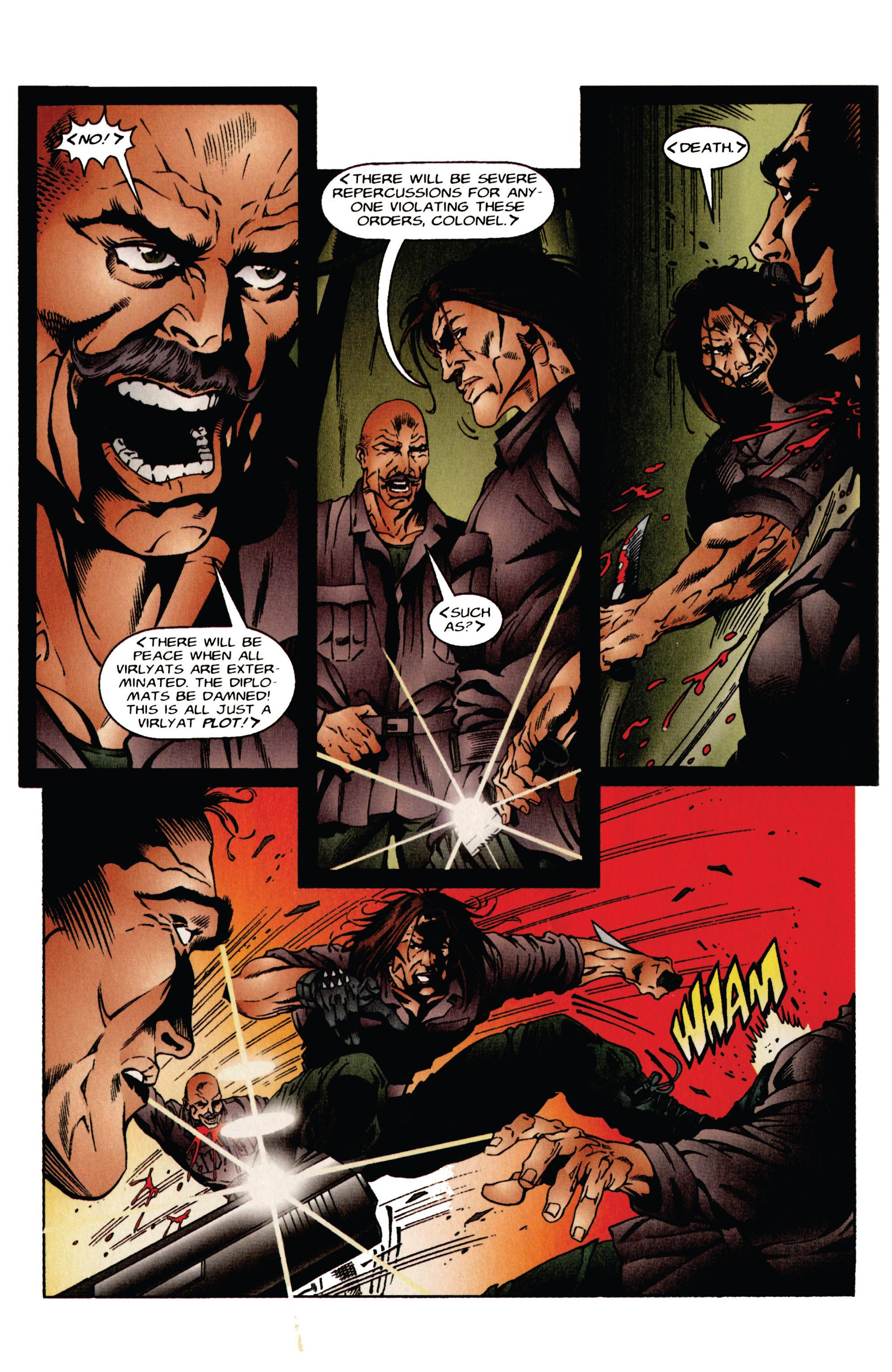 Read online Eternal Warrior (1992) comic -  Issue #41 - 20
