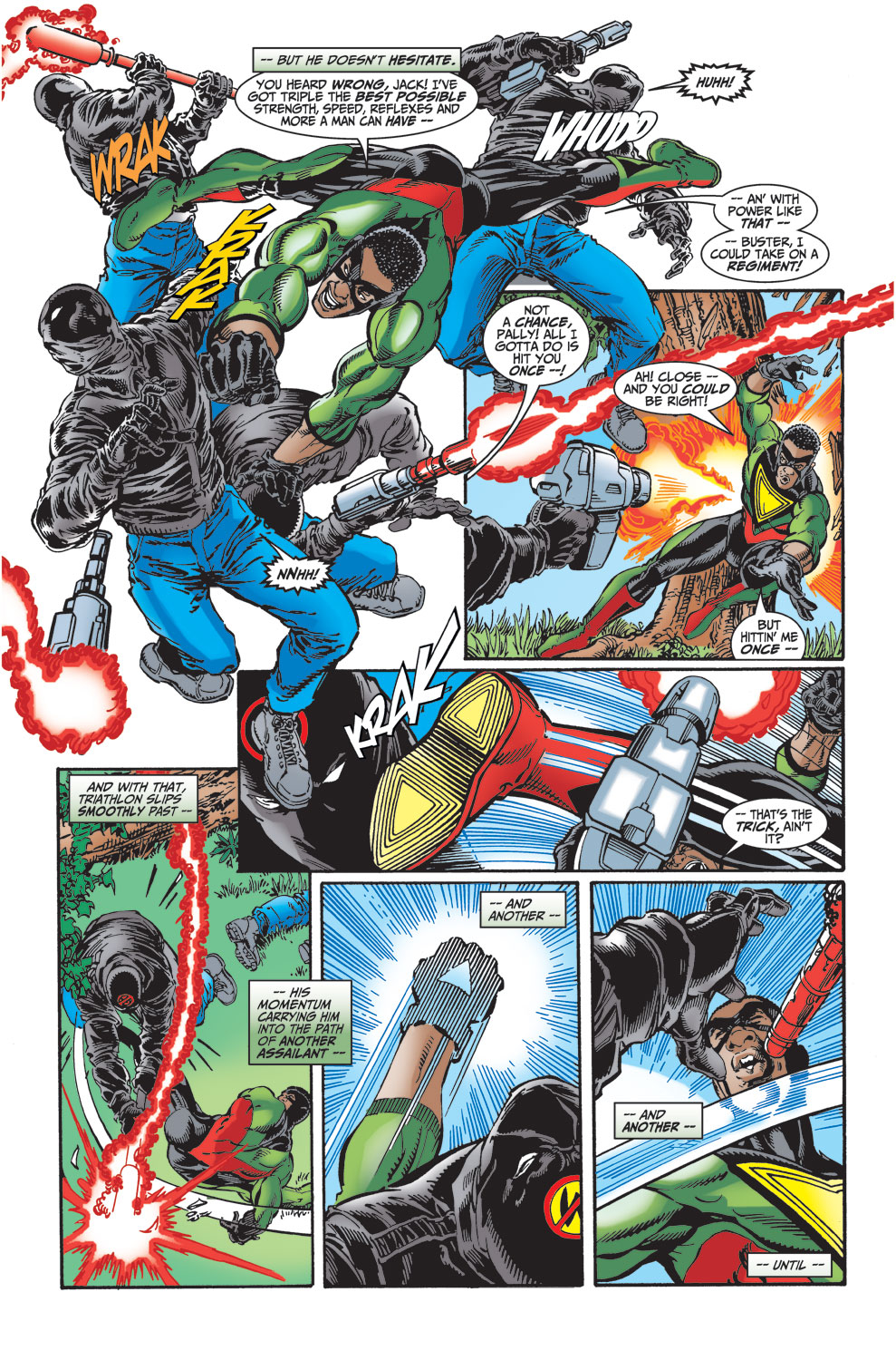 Read online Avengers (1998) comic -  Issue #27 - 15