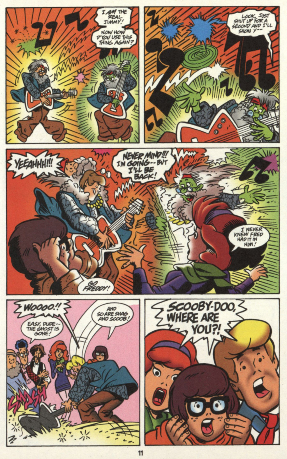 Read online Scooby-Doo (1997) comic -  Issue #16 - 10