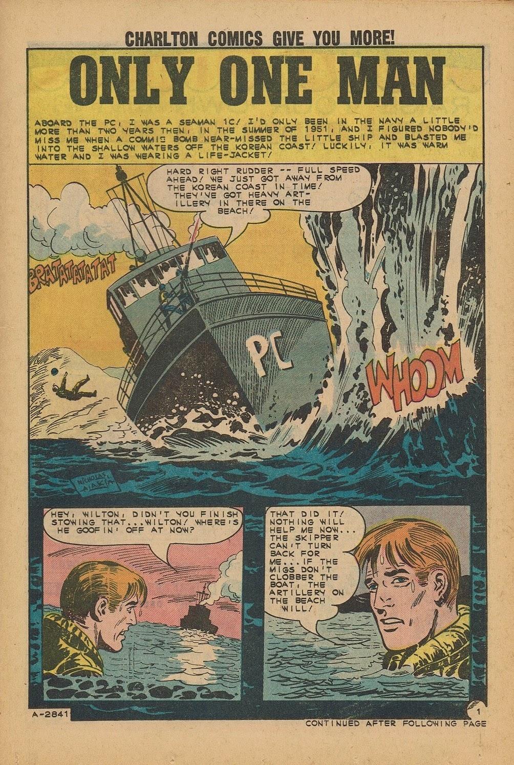 Read online Fightin' Navy comic -  Issue #112 - 21