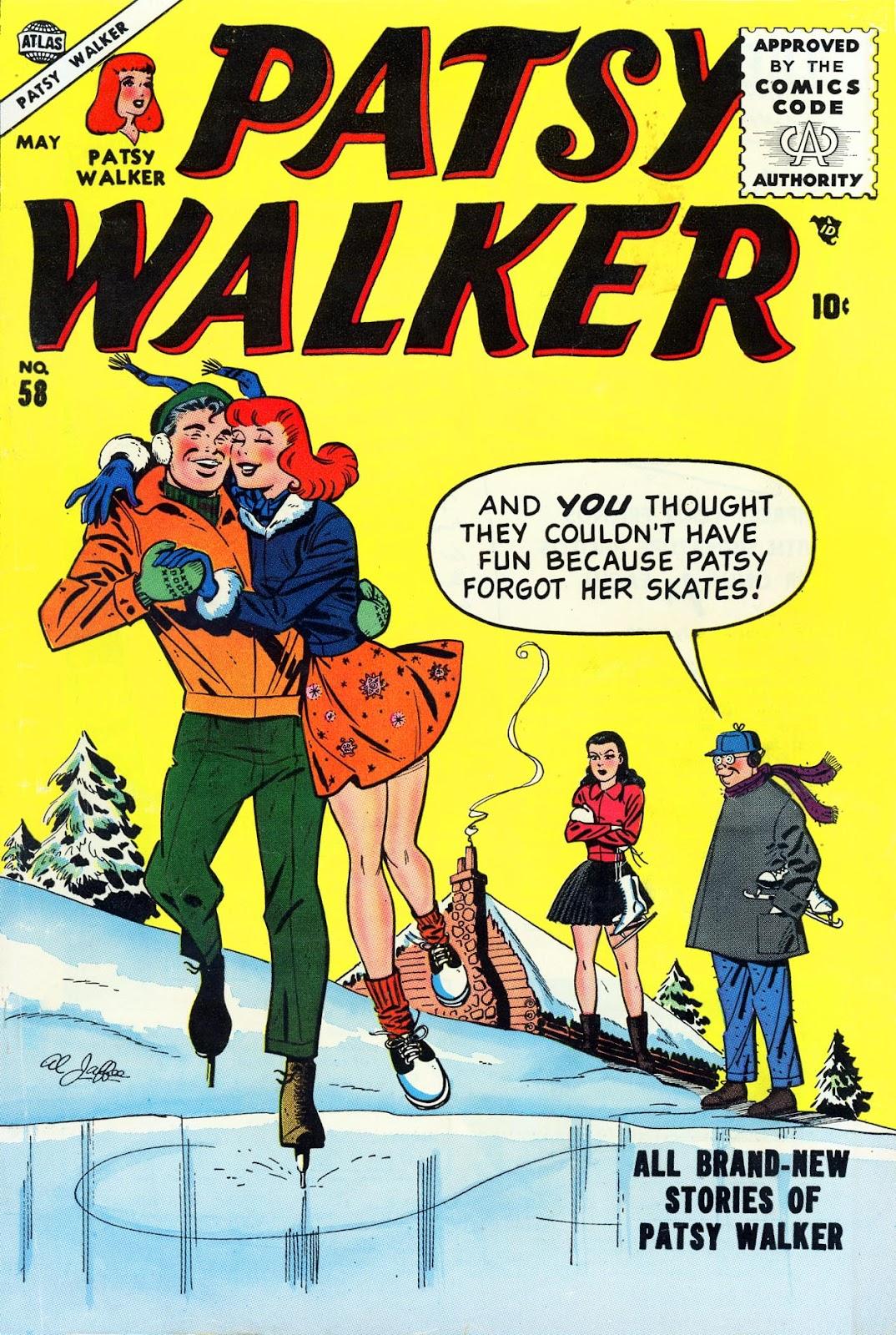 Patsy Walker 58 Page 1