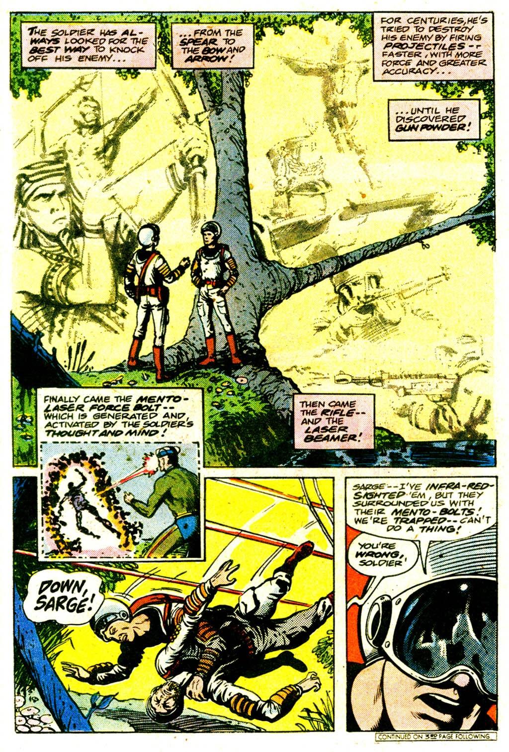Read online Sgt. Rock comic -  Issue #365 - 21