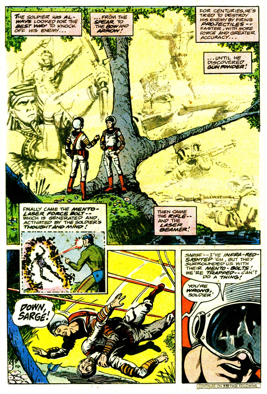 Sgt. Rock issue 365 - Page 21