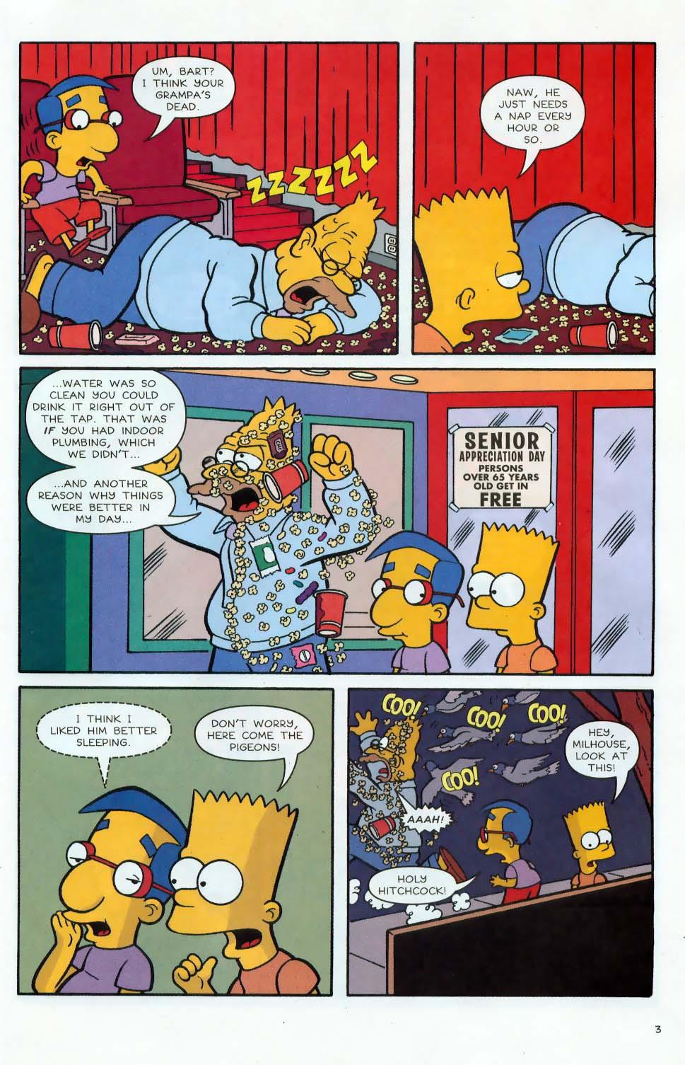 Read online Simpsons Comics comic -  Issue #86 - 4
