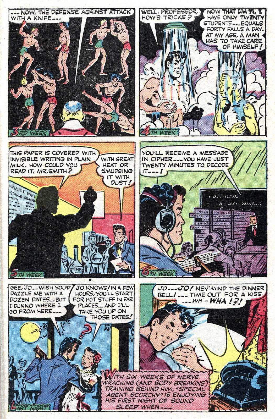Read online Famous Funnies comic -  Issue #157 - 41