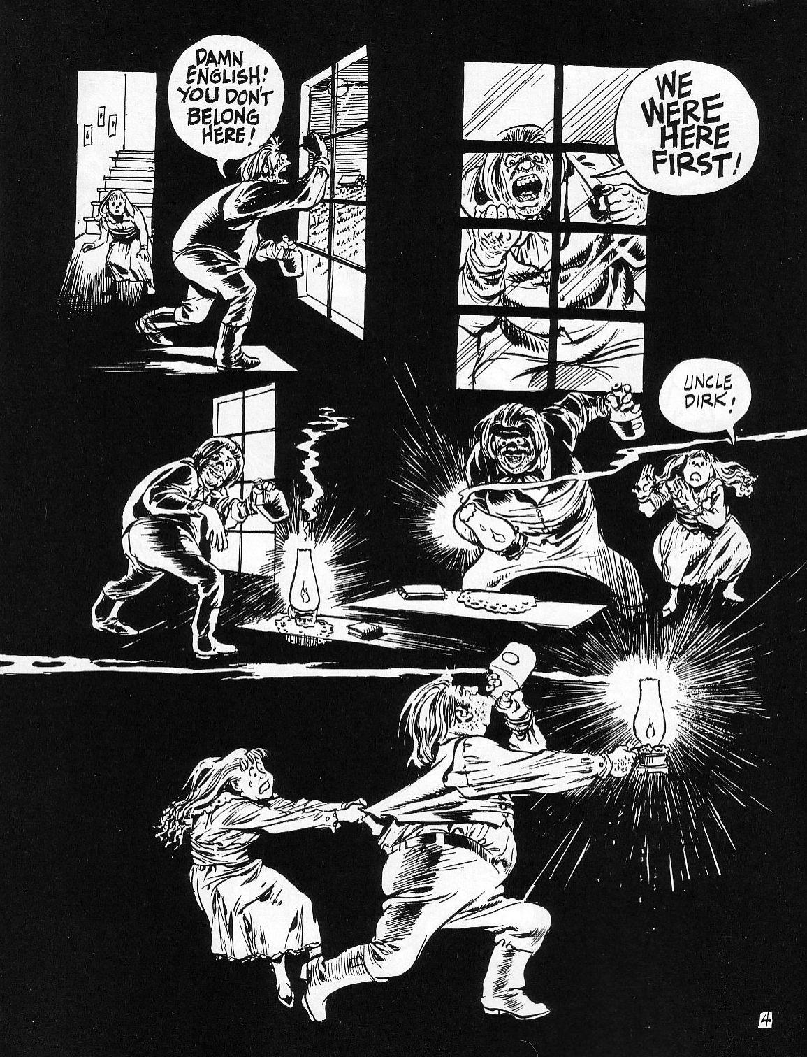 Read online Dropsie Avenue, The Neighborhood comic -  Issue # Full - 6