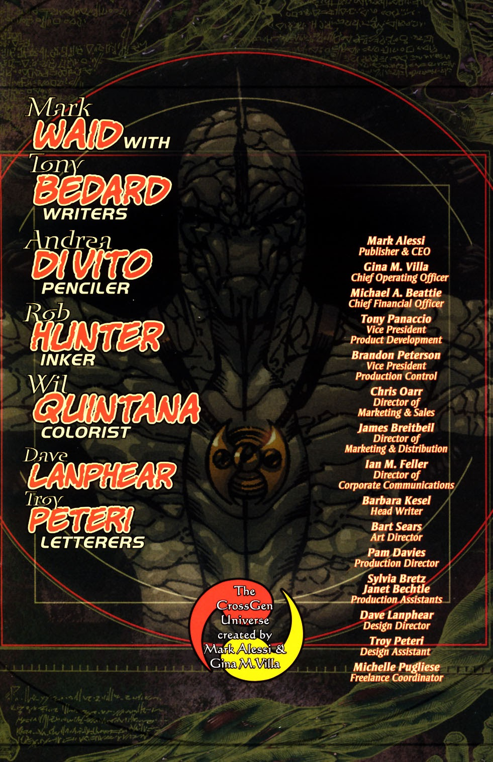 Read online Saurians: Unnatural Selection comic -  Issue #1 - 26