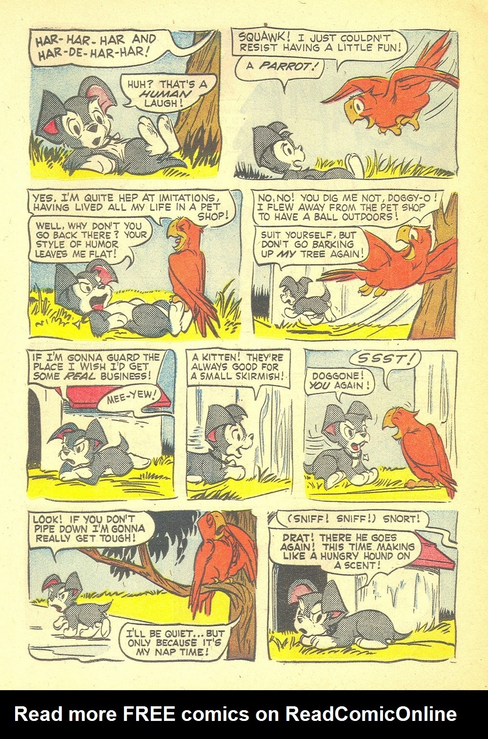 Scamp (1958) issue 8 - Page 12