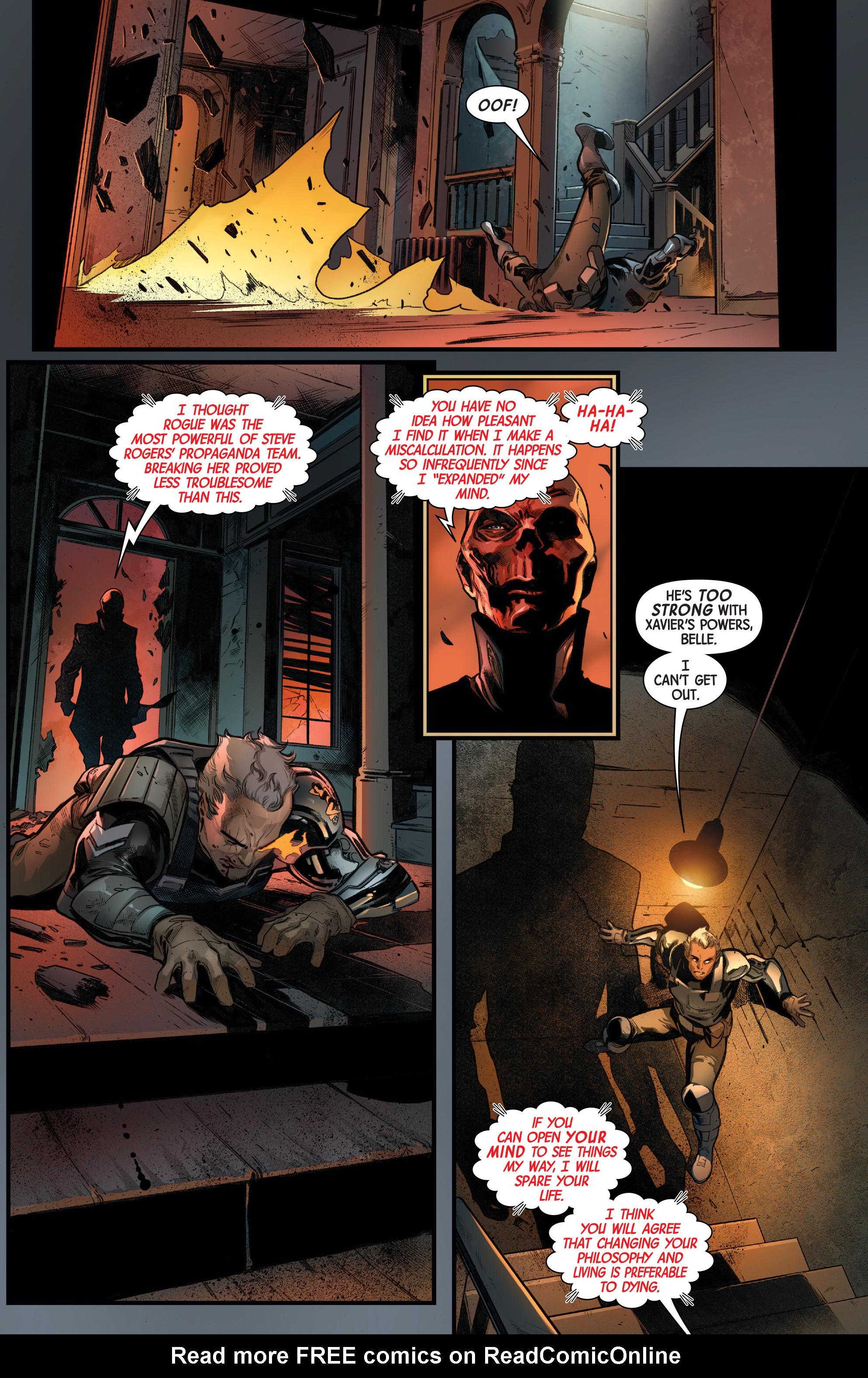 Read online Uncanny Avengers [II] comic -  Issue #19 - 15