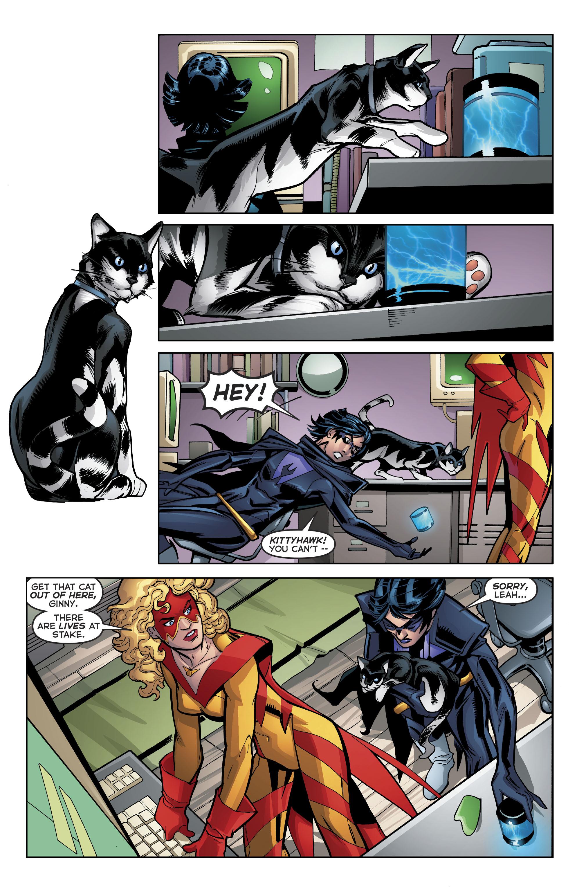Read online Astro City comic -  Issue #44 - 3