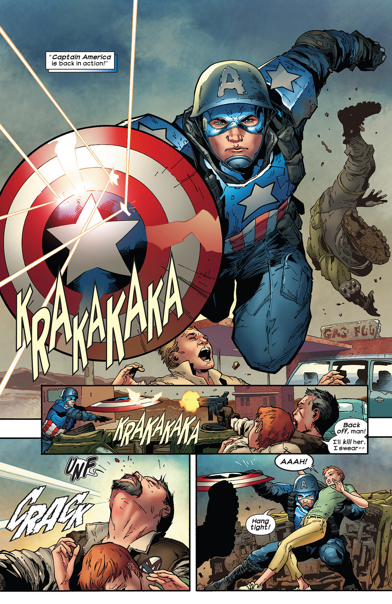 Read online Ultimate Comics Ultimates comic -  Issue #13 - 7