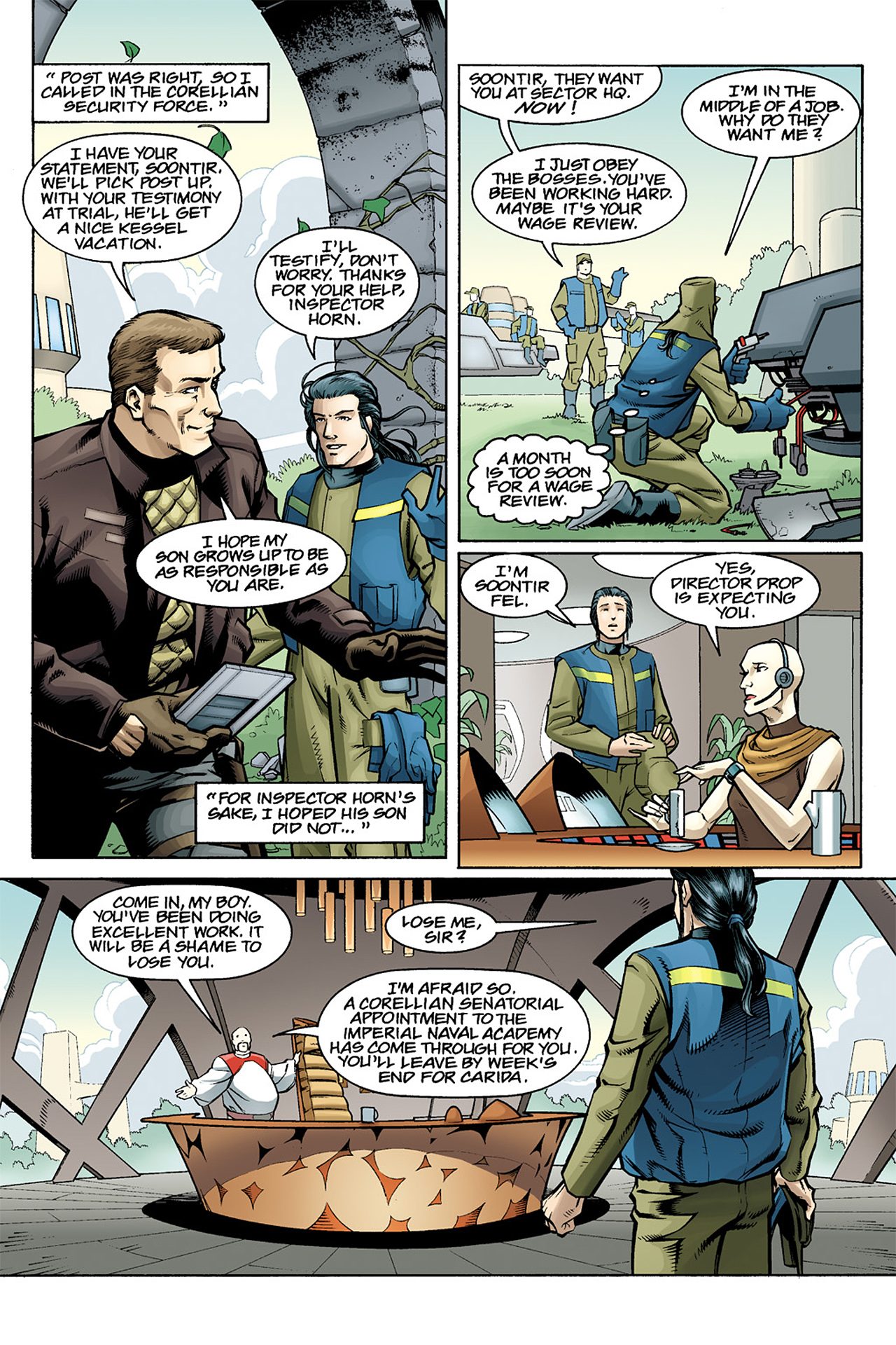 Read online Star Wars Omnibus comic -  Issue # Vol. 3 - 99