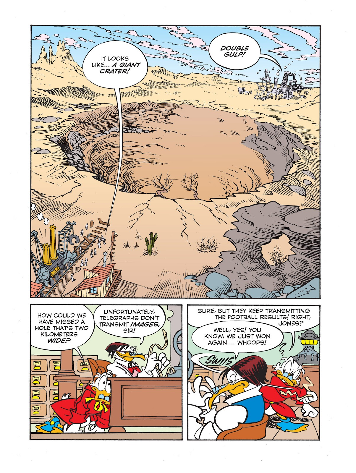 All of Scrooge McDuck's Millions Issue #2 #2 - English 18