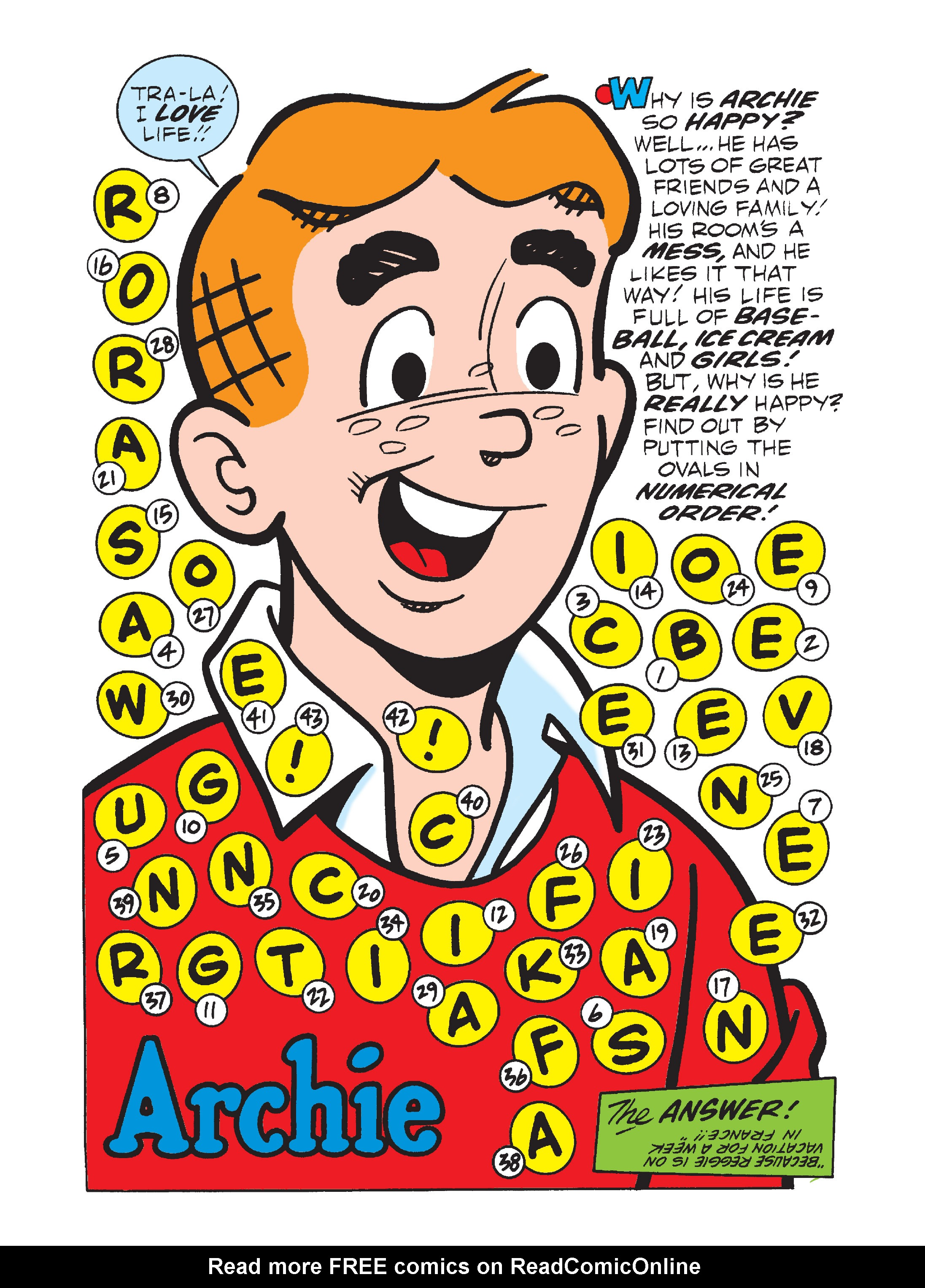 Read online Archie's Funhouse Double Digest comic -  Issue #7 - 148