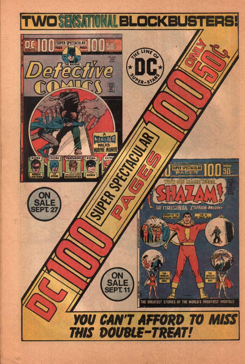 Read online Wonder Woman (1942) comic -  Issue #209 - 29