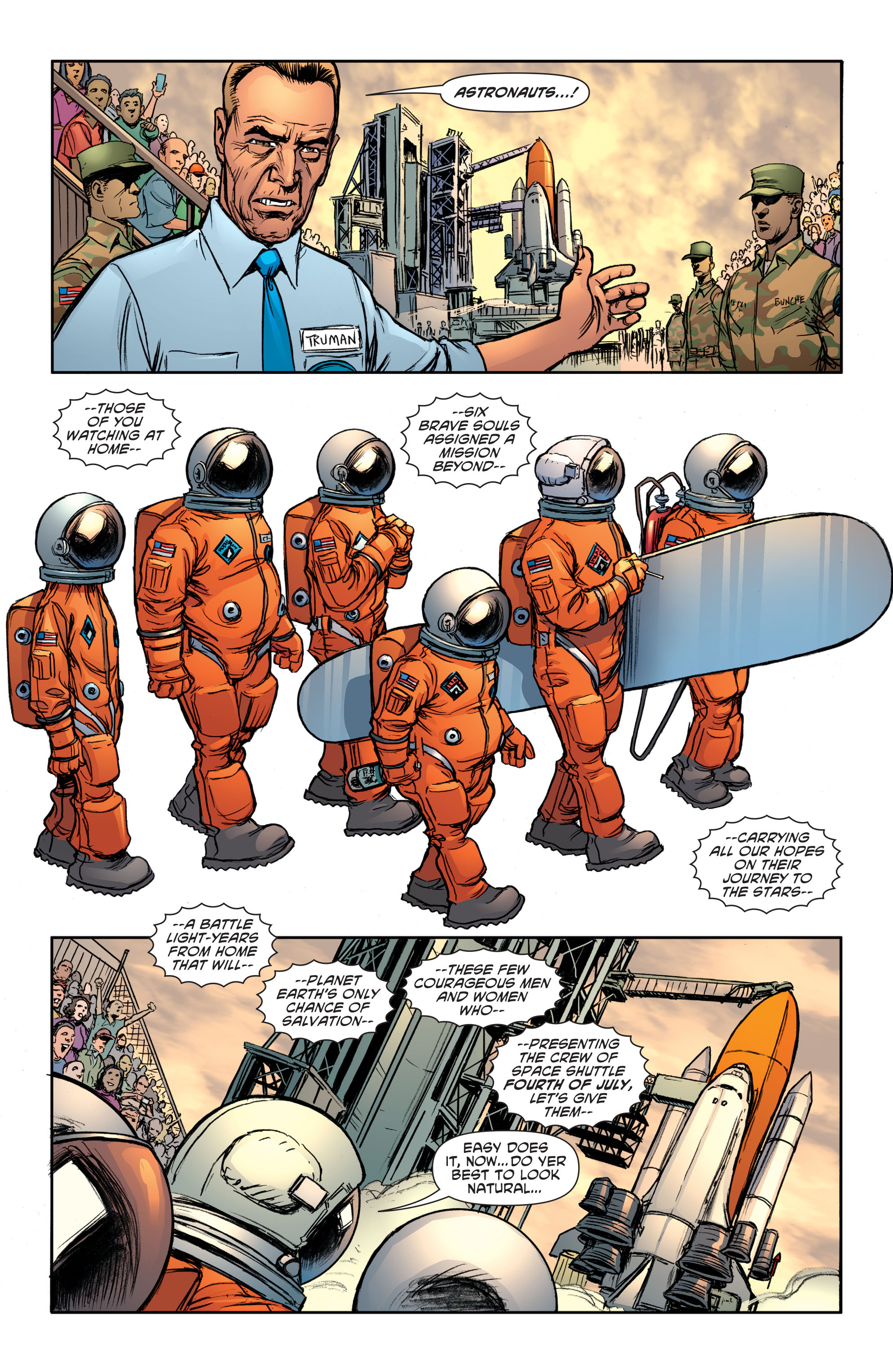 Read online Sixpack and Dogwelder: Hard Travelin' Heroz comic -  Issue #5 - 17