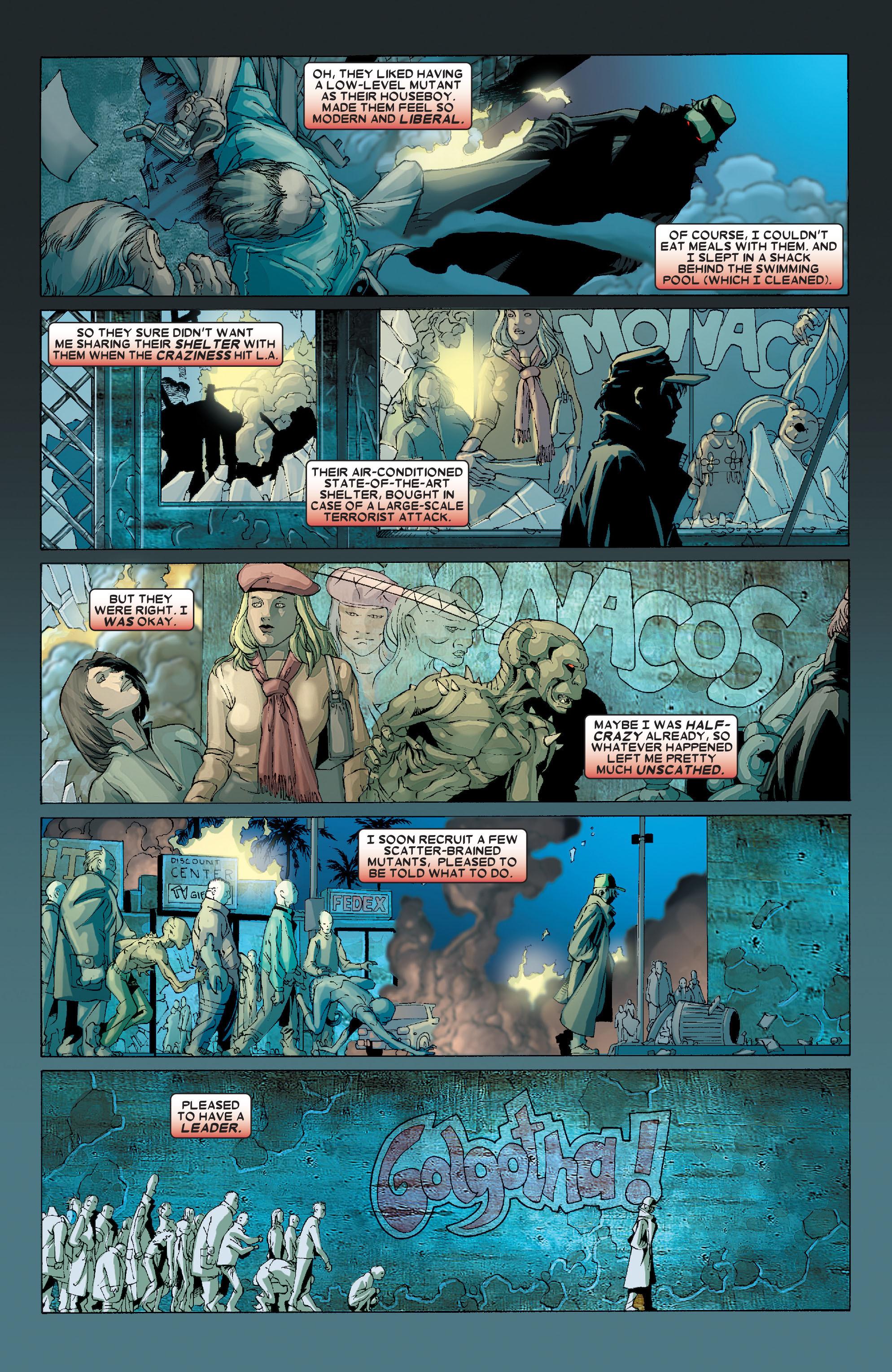 X-Men (1991) 167 Page 3