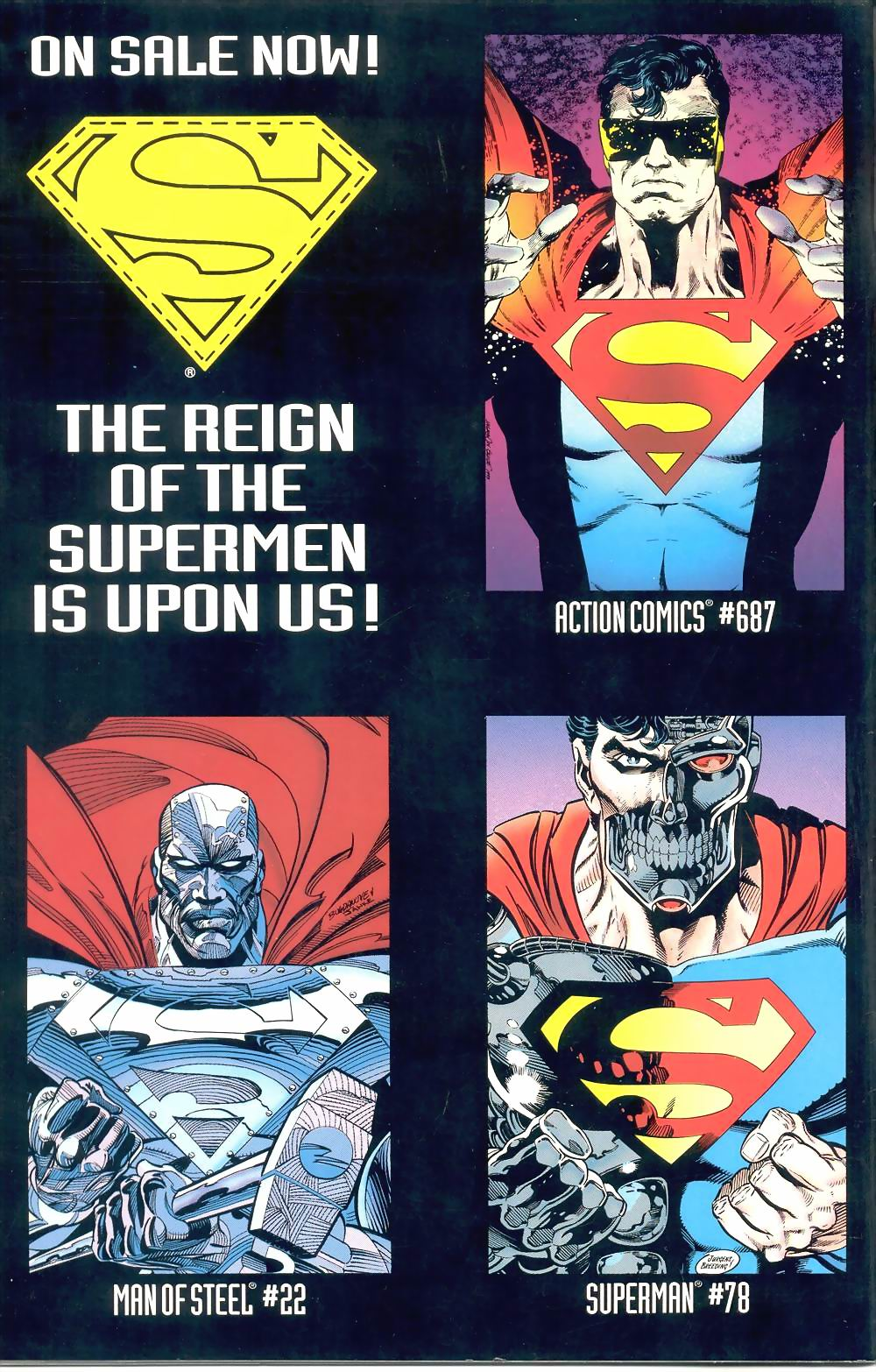 Read online Adventures of Superman (1987) comic -  Issue #501 - 30