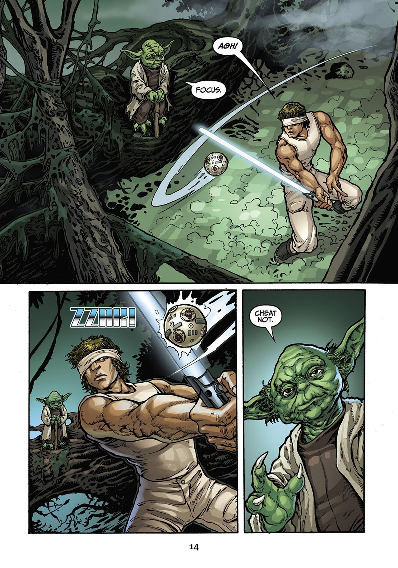 Read online Star Wars Omnibus comic -  Issue # Vol. 33 - 176