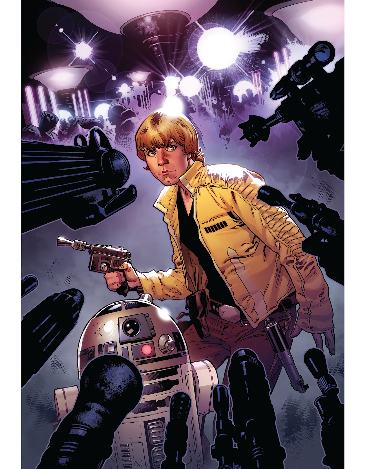 Read online The Marvel Art of Star Wars comic -  Issue # TPB (Part 1) - 37