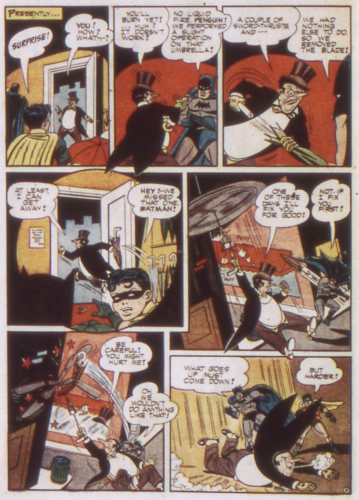 Read online Detective Comics (1937) comic -  Issue #87 - 14