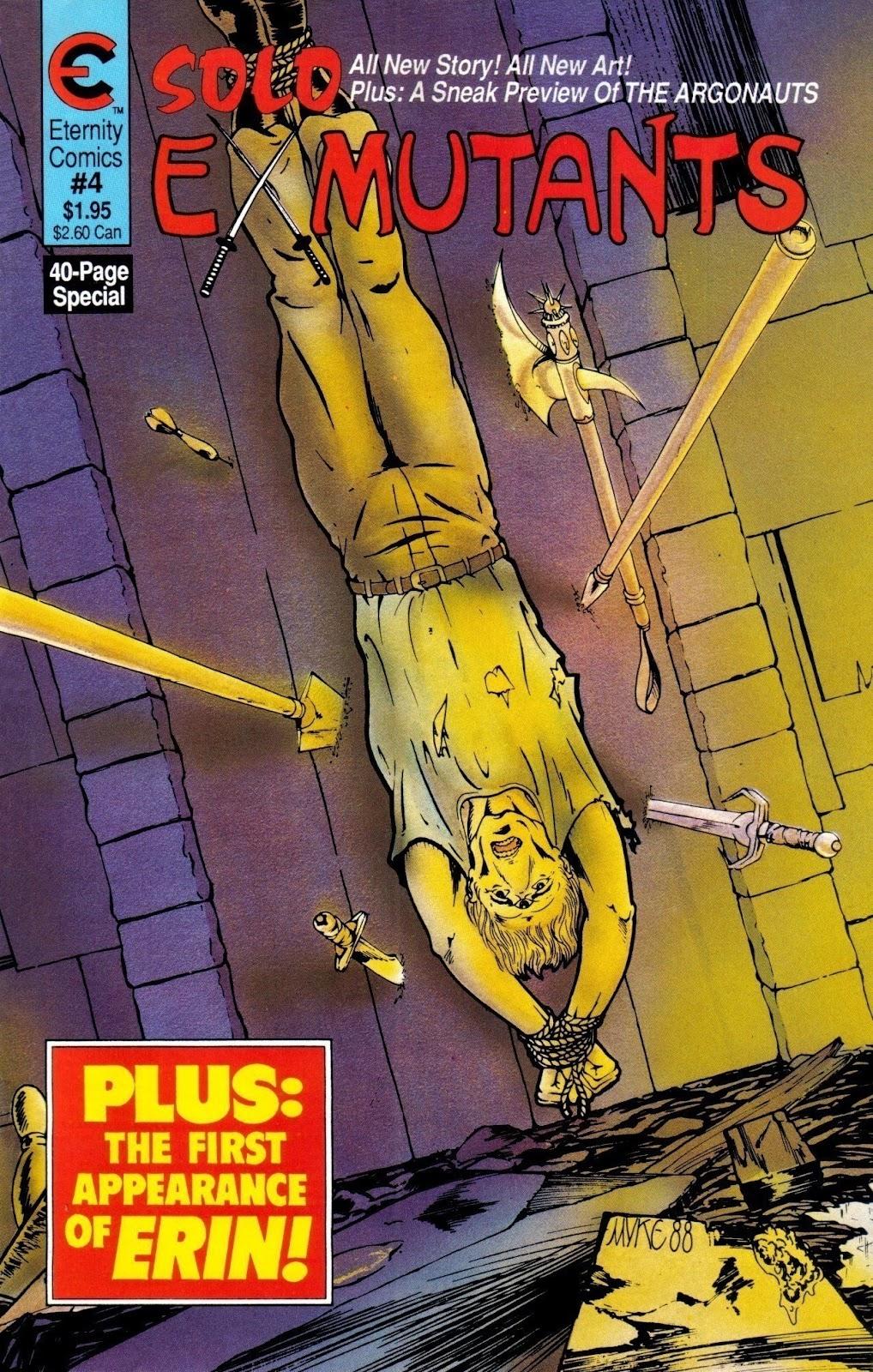 Solo Ex-Mutants 4 Page 1