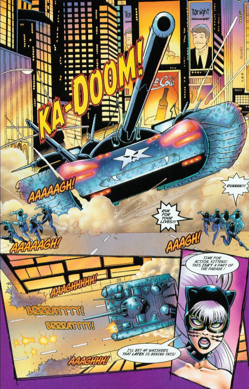 Read online 3 Little Kittens: Purrr-fect Weapons comic -  Issue #2 - 12