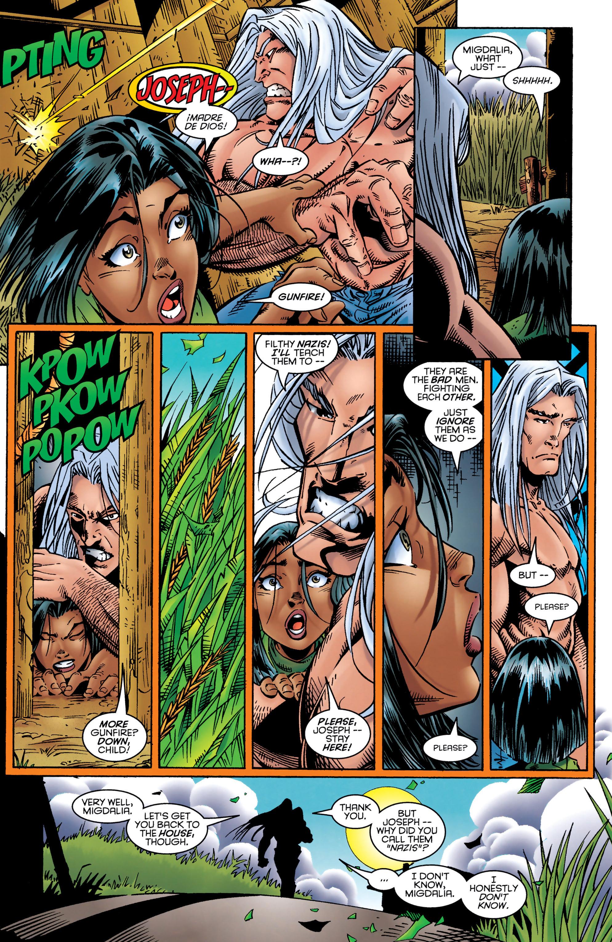 Read online Uncanny X-Men (1963) comic -  Issue #327 - 10