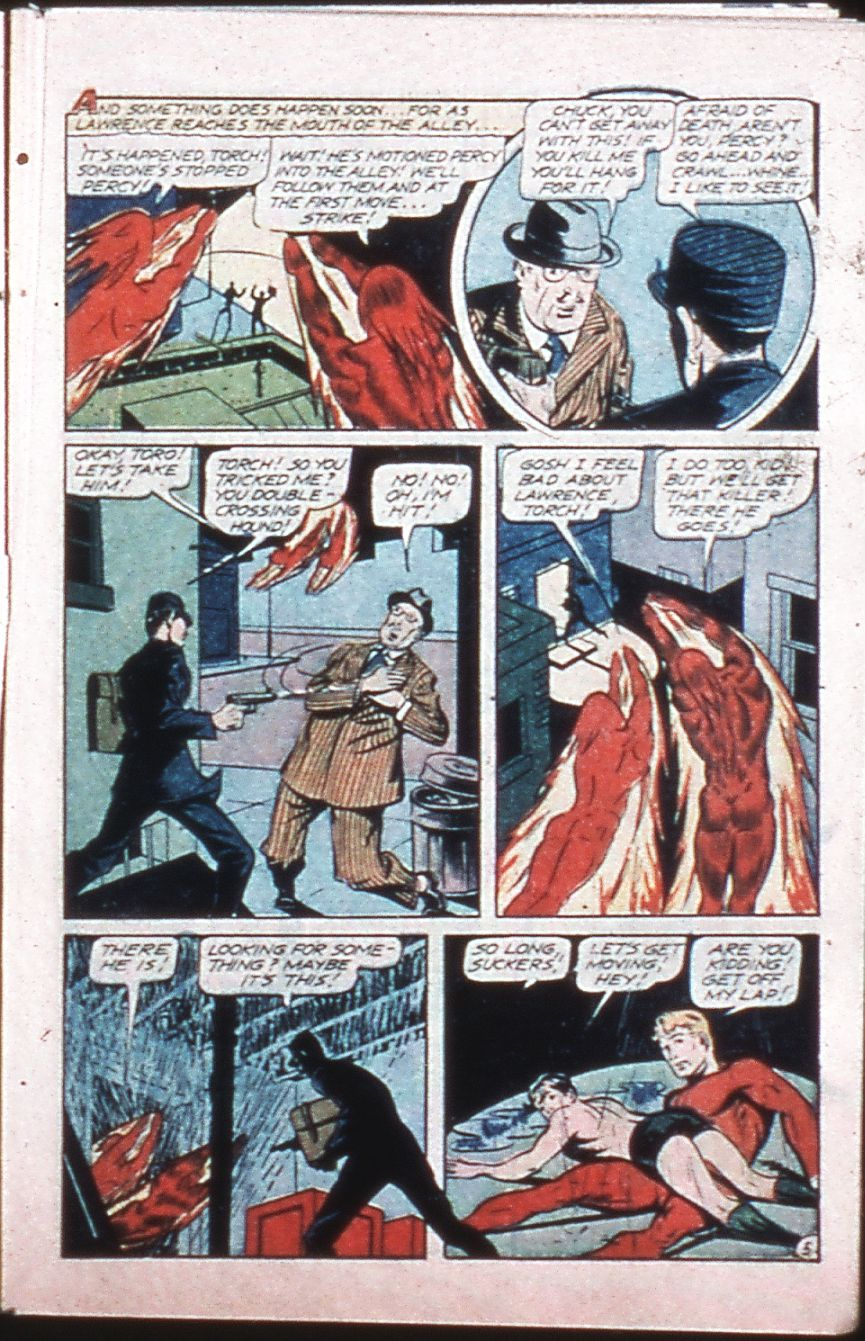 Marvel Mystery Comics (1939) issue 64 - Page 7