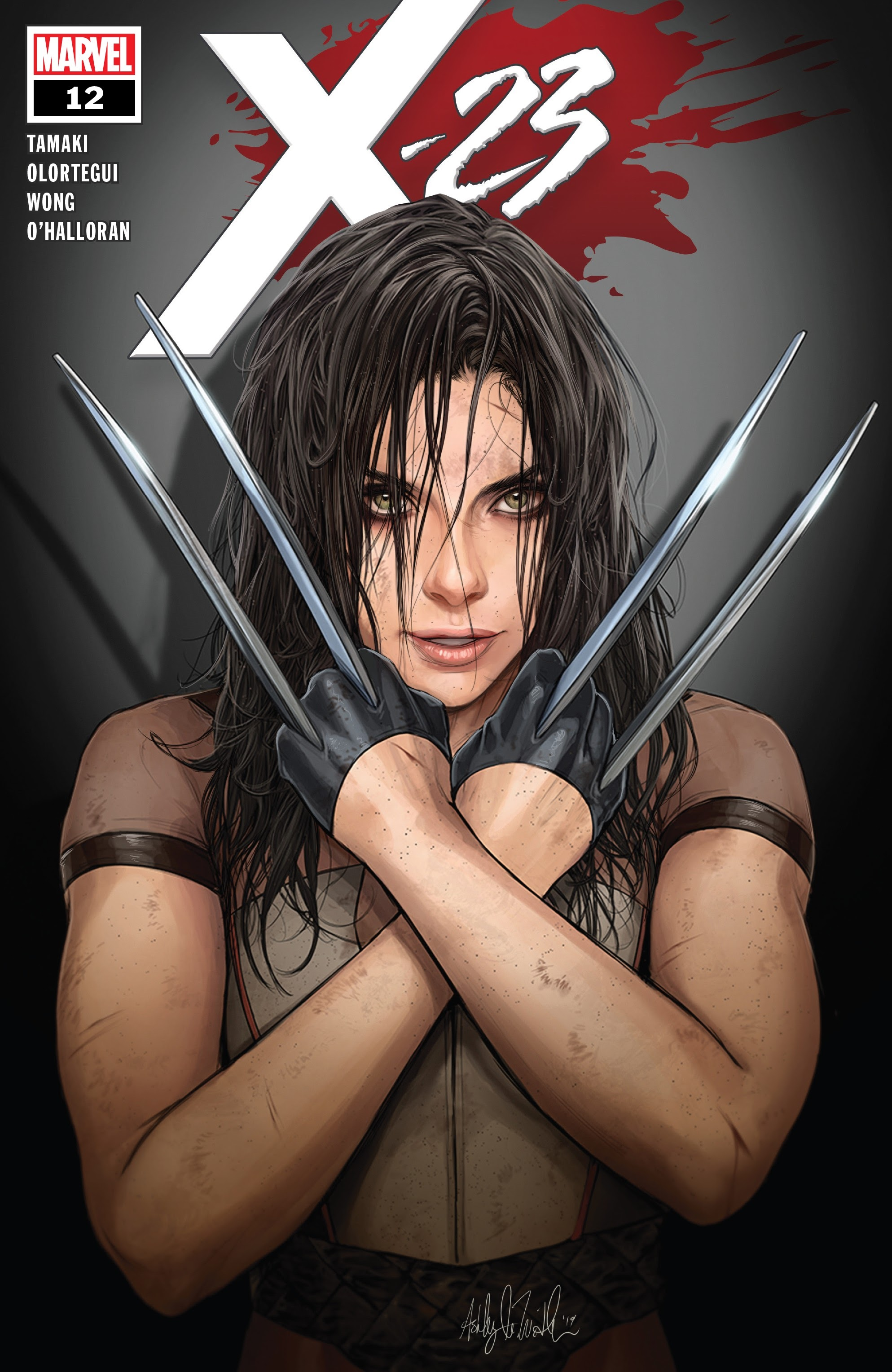 X-23 (2018) 12 Page 1
