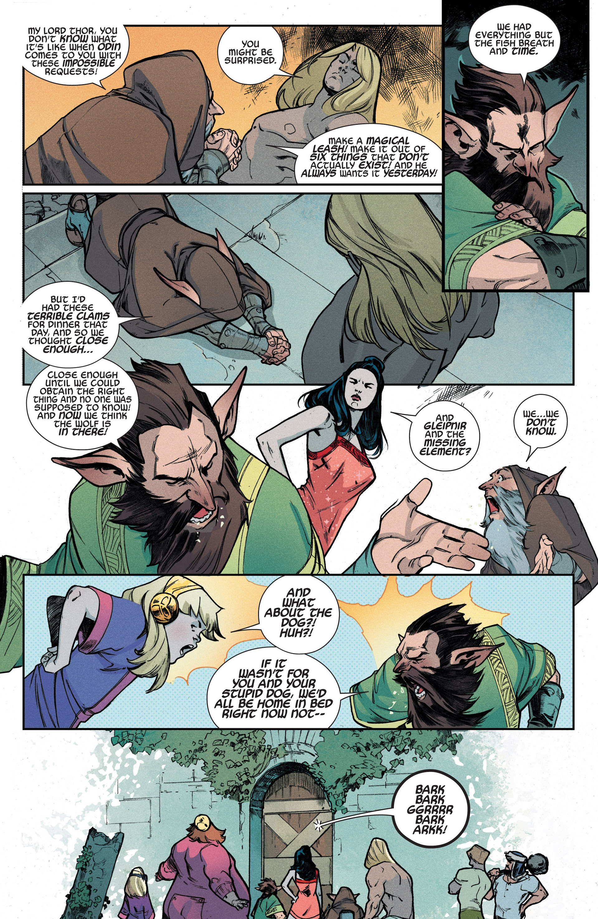 Read online Journey into Mystery (2011) comic -  Issue #651 - 15