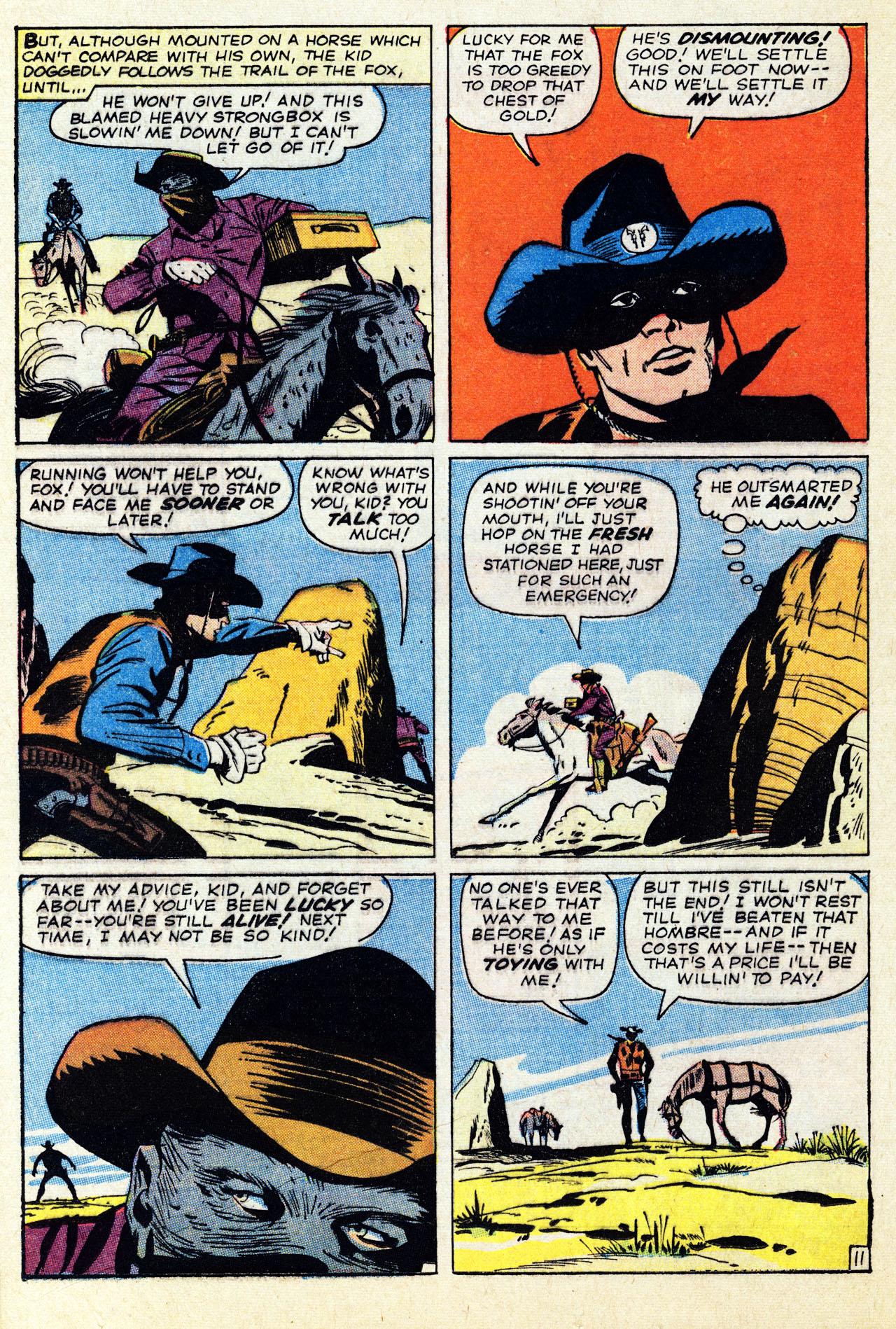 Read online Two-Gun Kid comic -  Issue #67 - 16