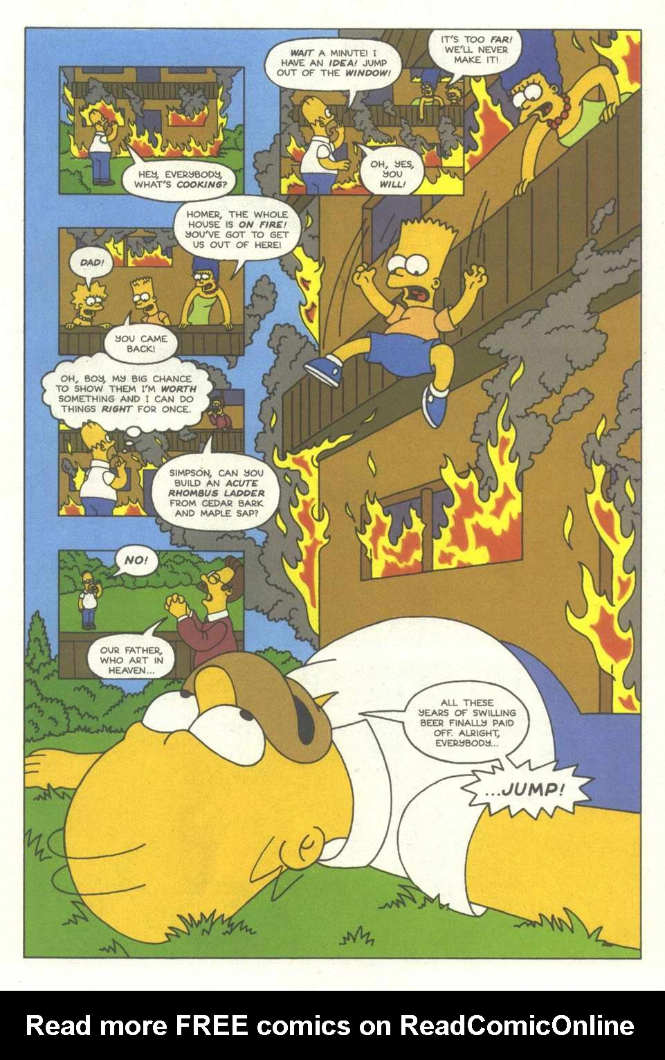 Read online Simpsons Comics comic -  Issue #12 - 20