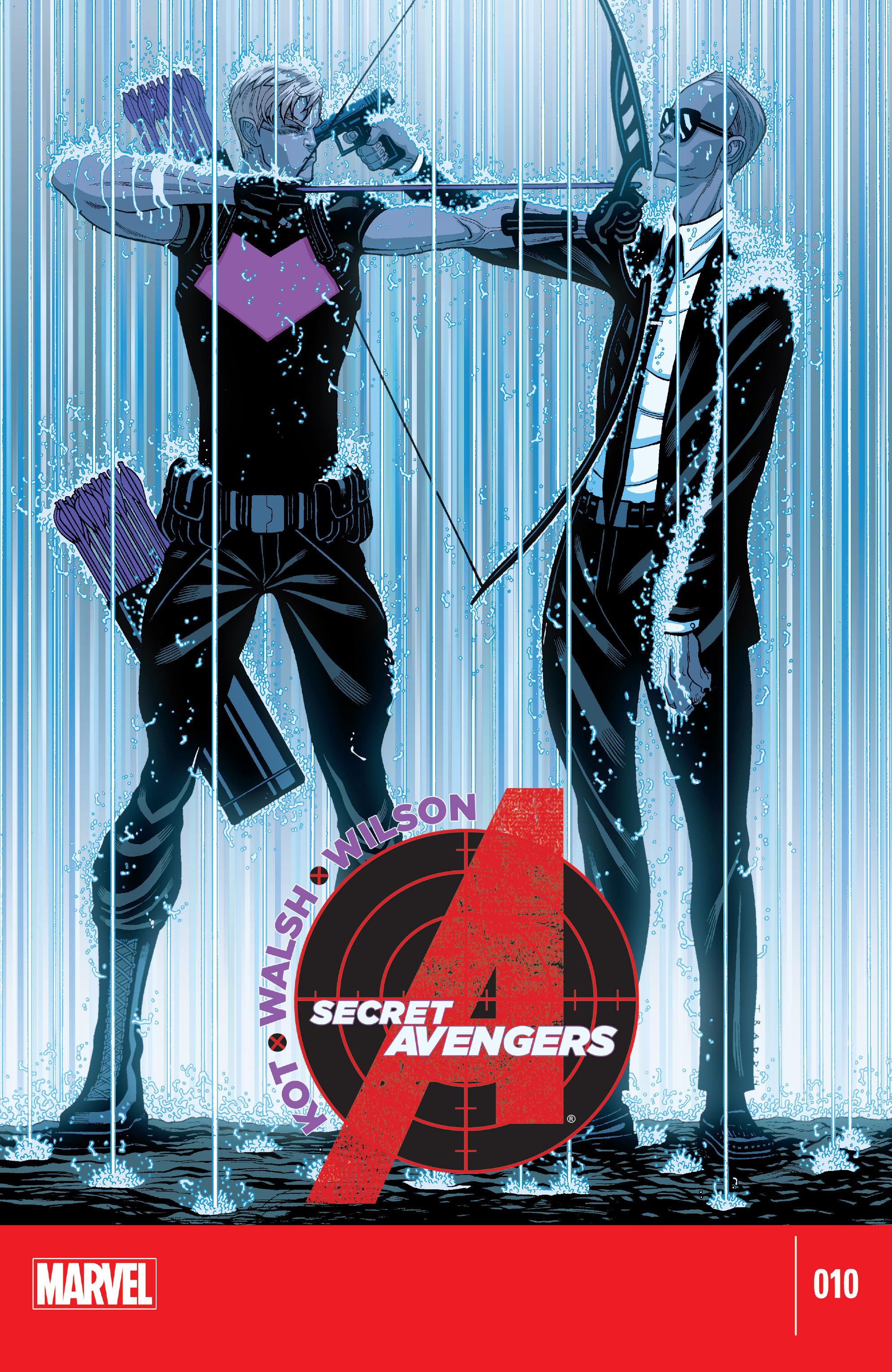 Read online Secret Avengers (2014) comic -  Issue #10 - 1