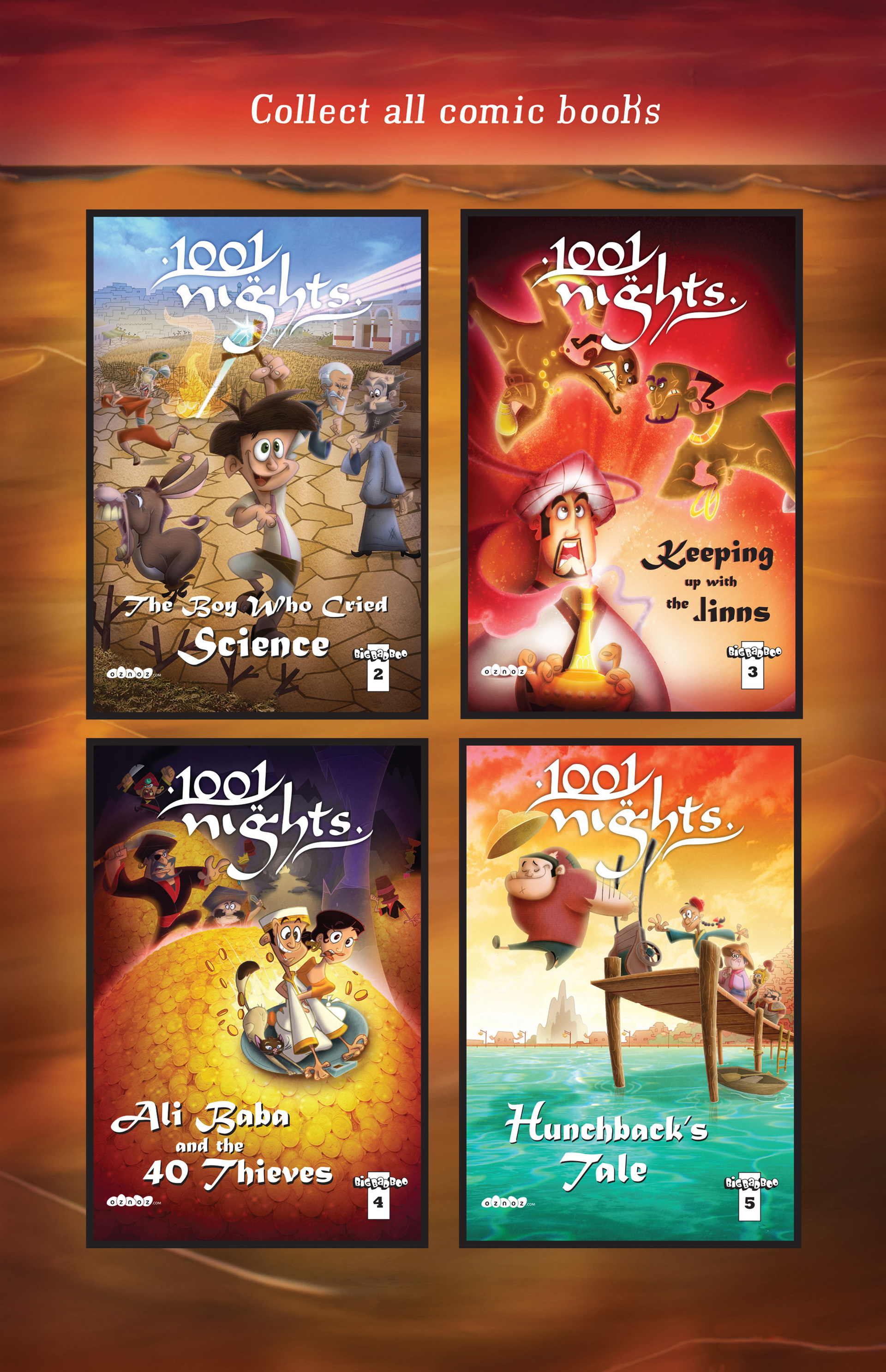 Read online 1001 Nights comic -  Issue #1 - 27
