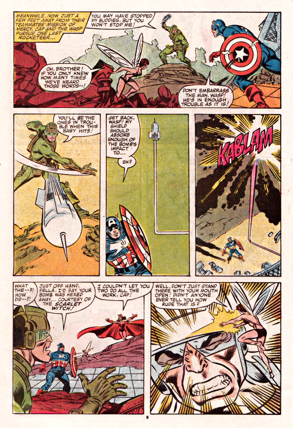 The Avengers (1963) 244 Page 9