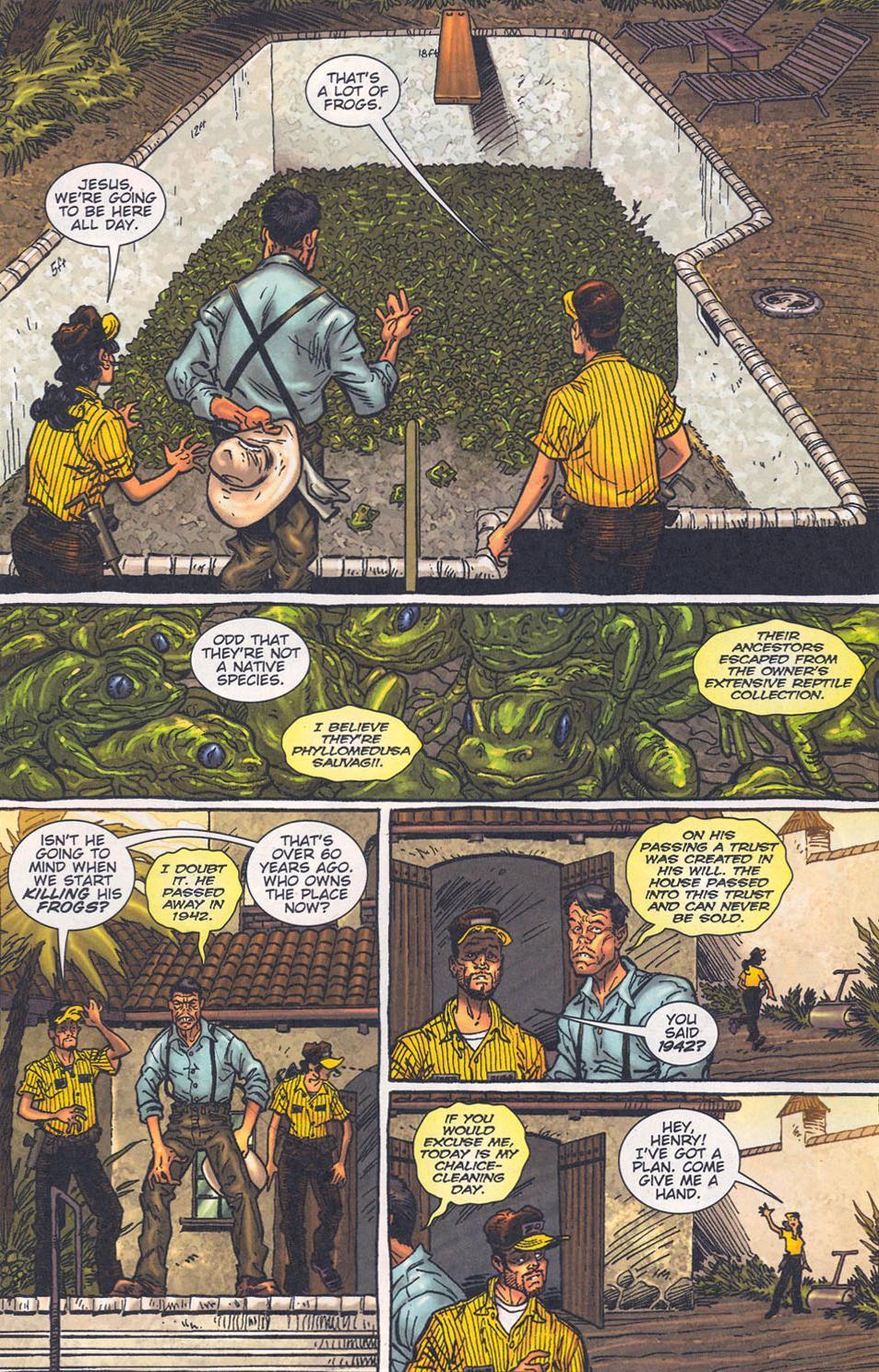 Read online The Exterminators comic -  Issue #16 - 7
