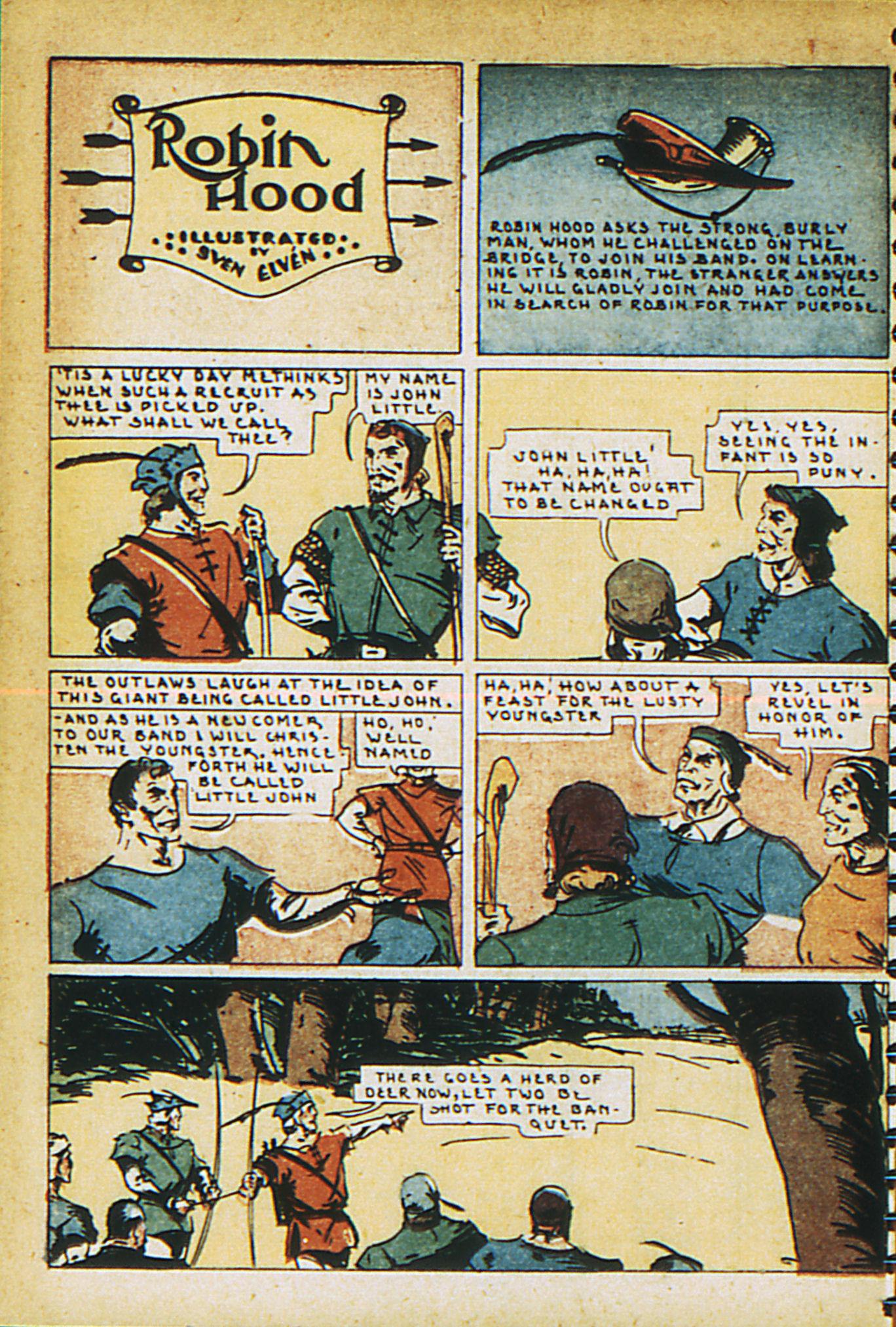 Read online Adventure Comics (1938) comic -  Issue #27 - 50