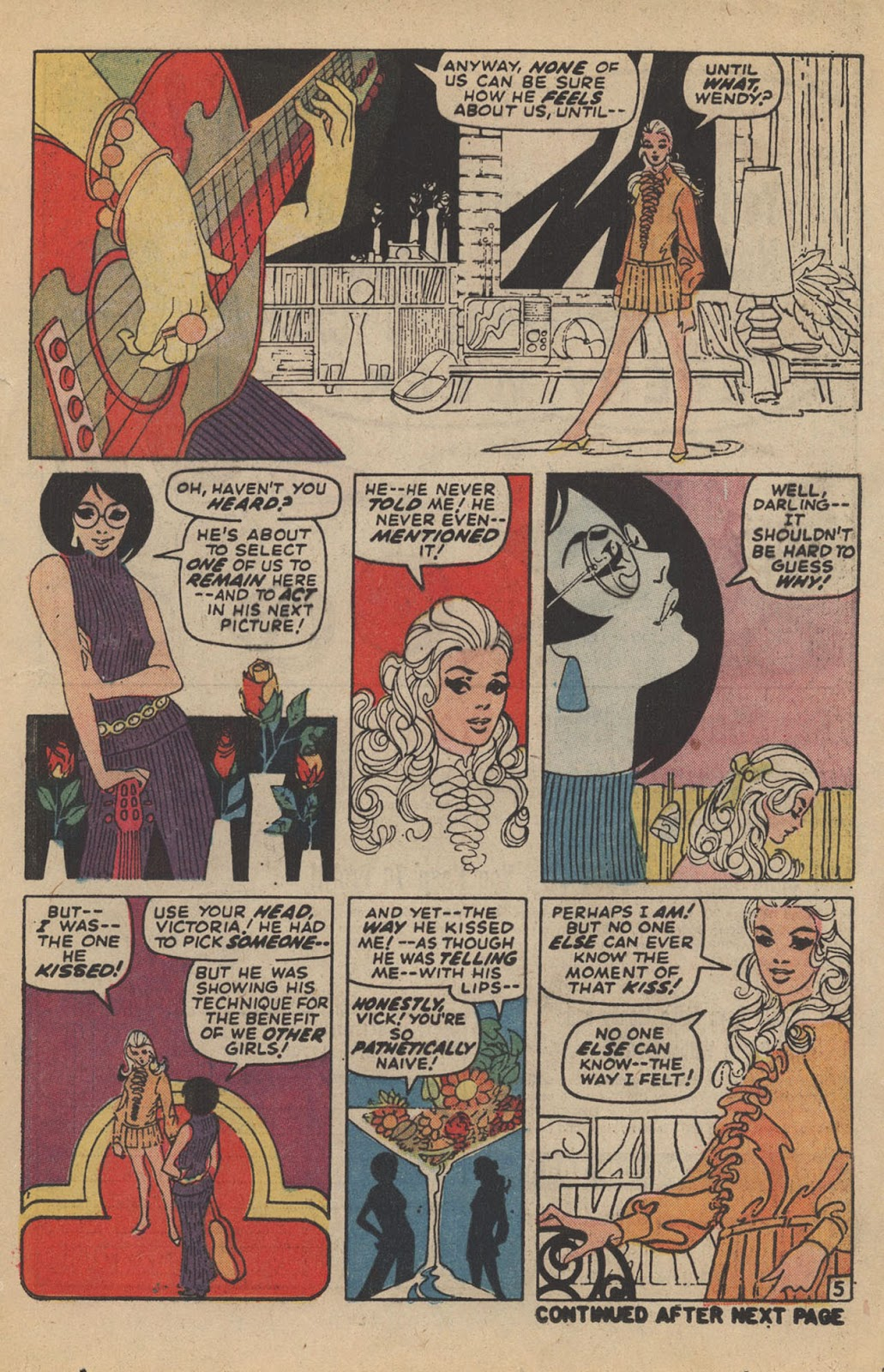 My Love (1969) issue 23 - Page 17
