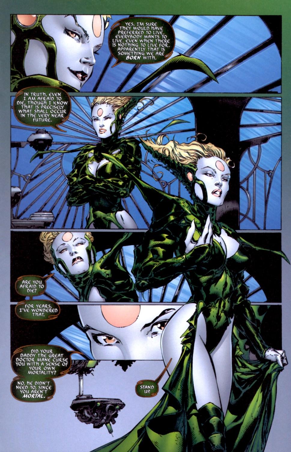 Read online Aphrodite IX (2000) comic -  Issue #4 - 18