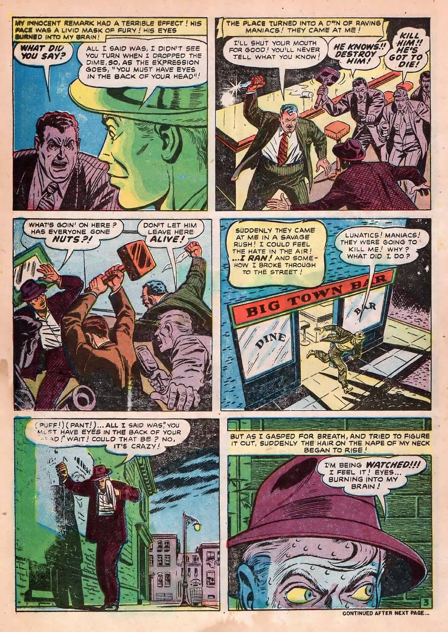 Read online Adventures into Weird Worlds comic -  Issue #2 - 12