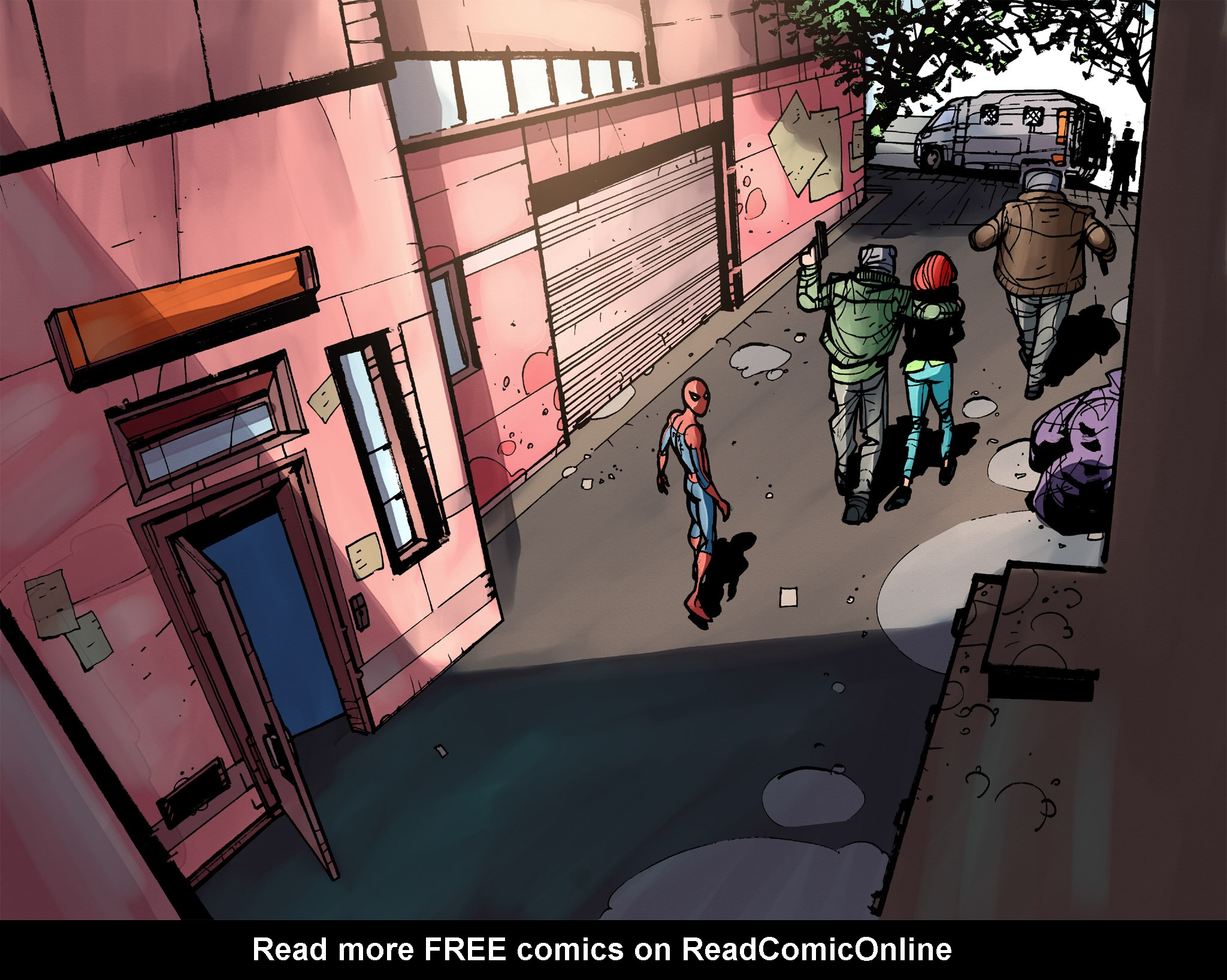 Read online Amazing Spider-Man: Who Am I? comic -  Issue # Full (Part 2) - 72