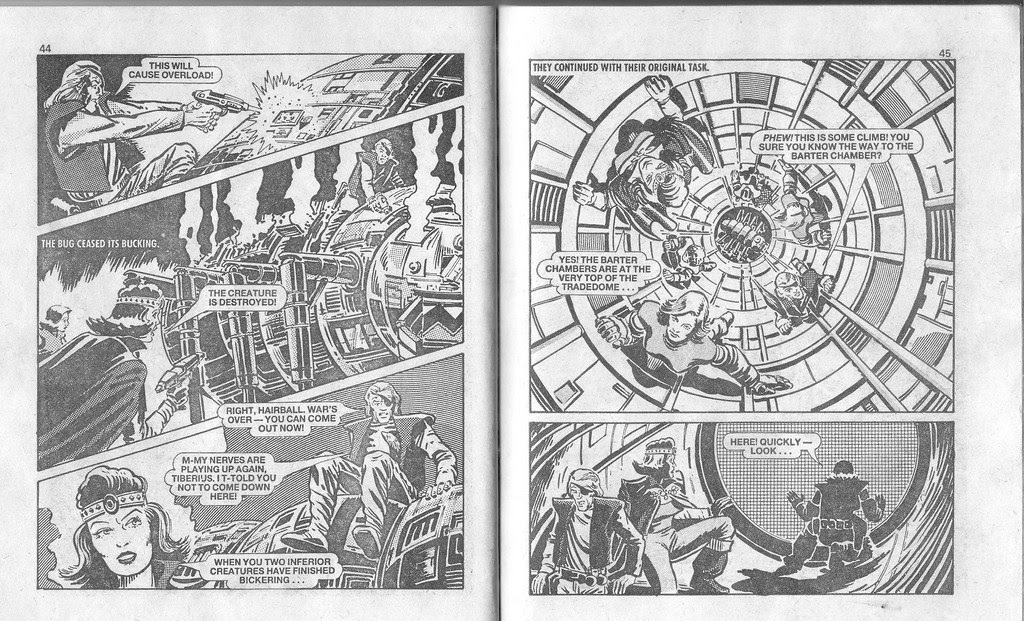 Starblazer issue 194 - Page 23
