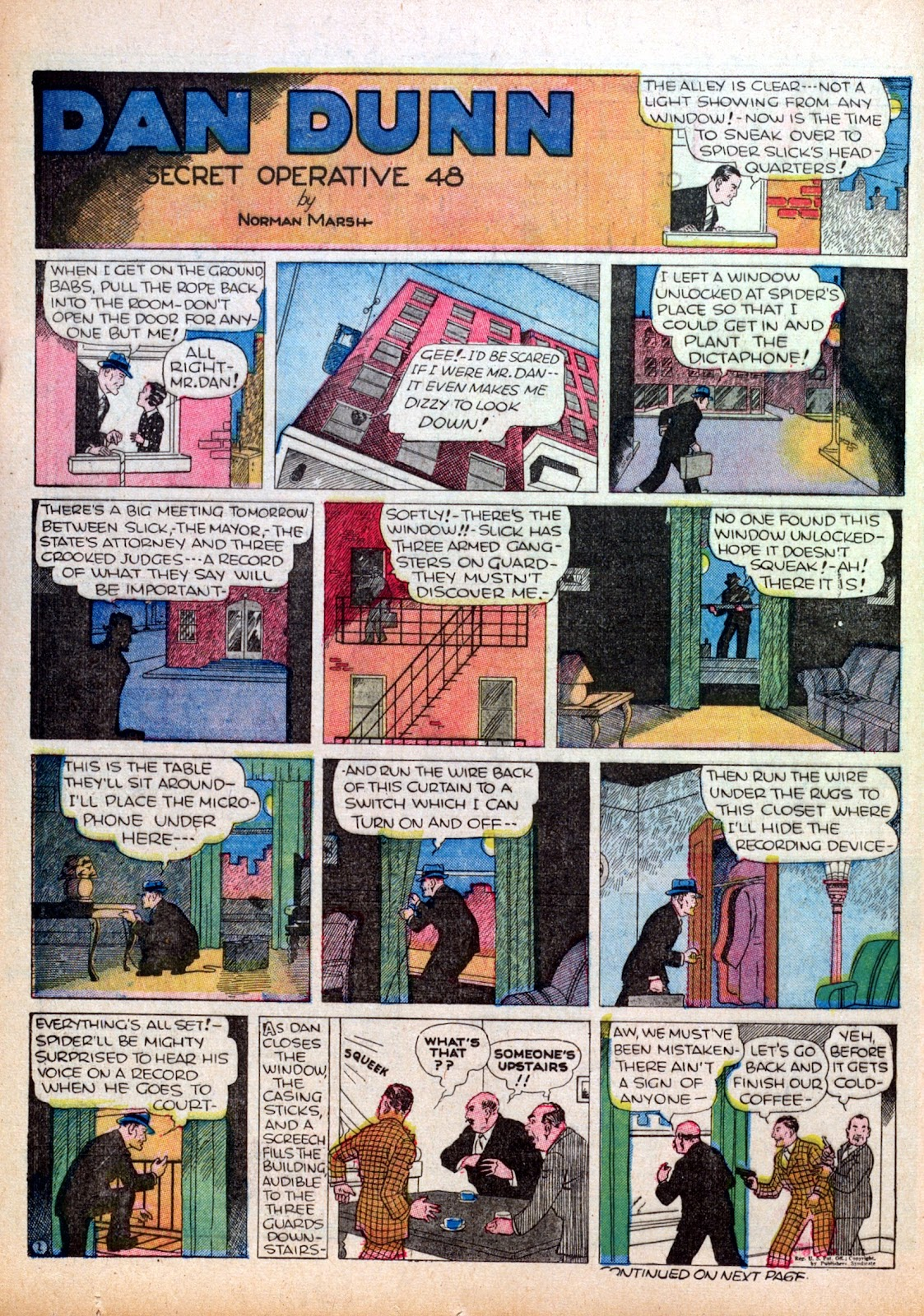 Read online Famous Funnies comic -  Issue #17 - 43