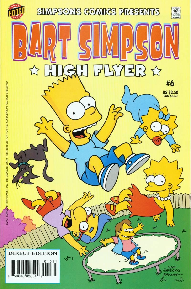 Read online Simpsons Comics Presents Bart Simpson comic -  Issue #6 - 32
